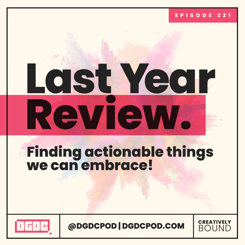 DESIGNCAST | Last Year Review | DGDC