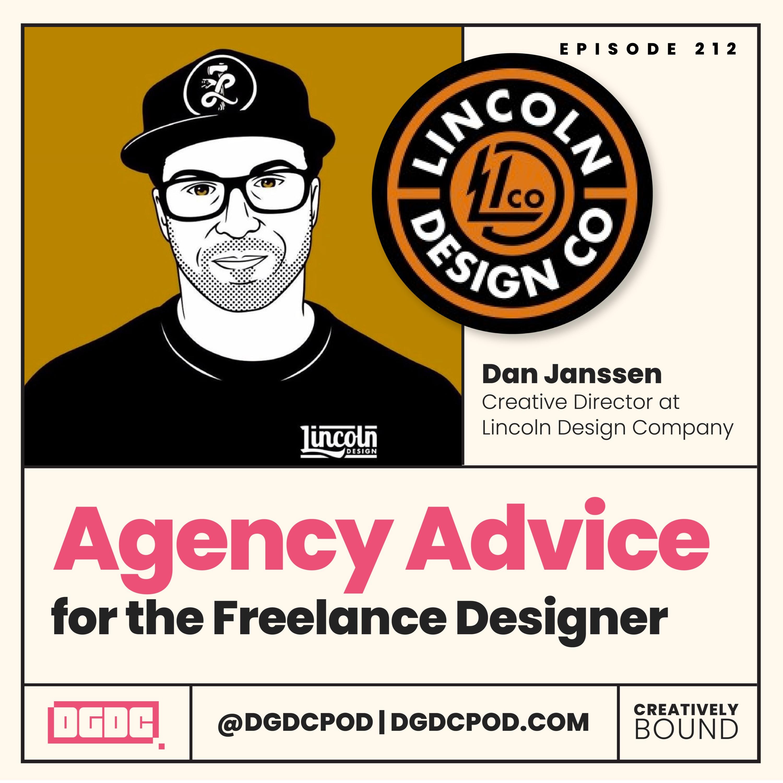 DESIGNCAST | Dan Janssen of Lincoln Design Co | DGDC