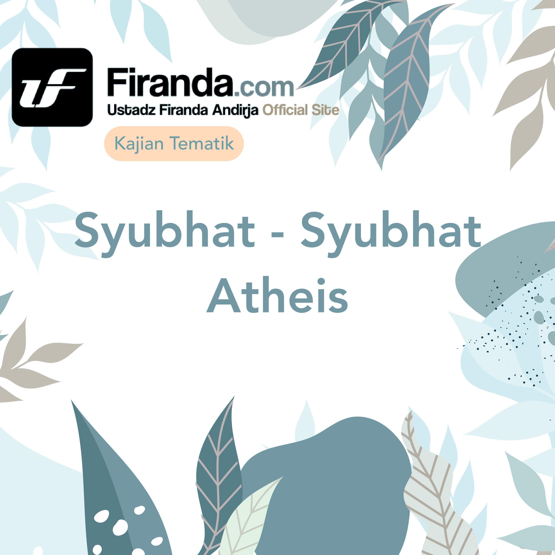 Syubhat - Syubhat Atheis