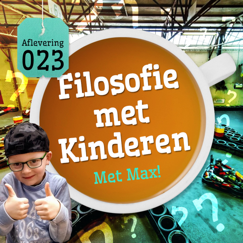 Aflevering 23: Filosofie Met Kinderen - Met Max!