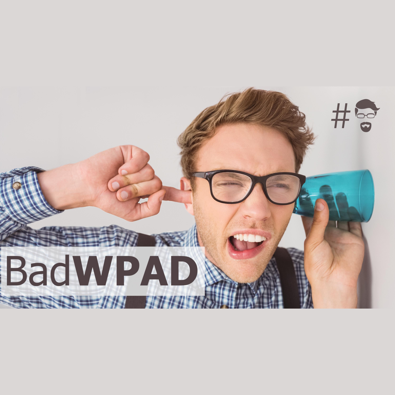 BadWPAD - jak działają pliki PAC