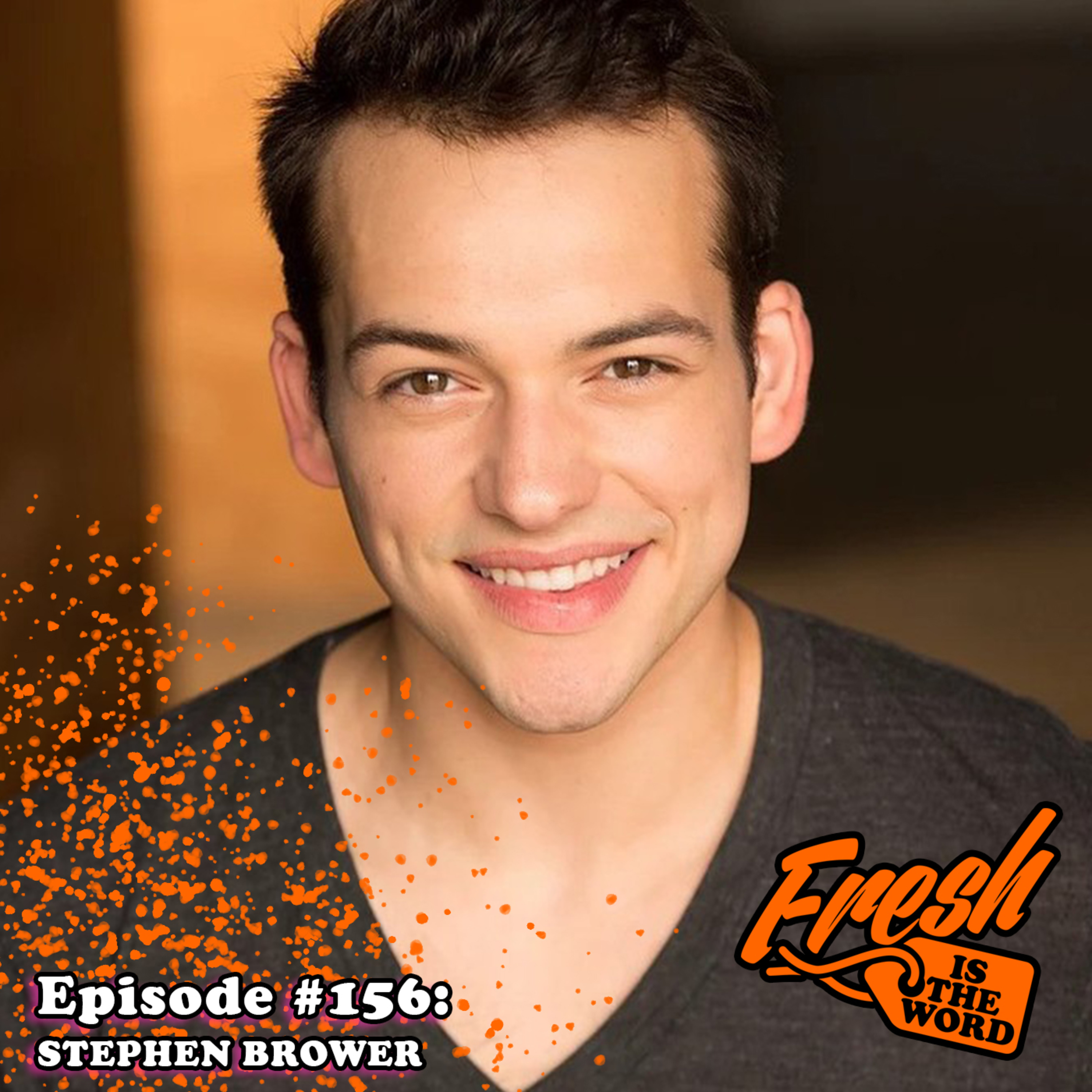 """Episode #156: Stephen Brower - Plays """"Dmitry"""" on Touring Cast of 'Anastasia: The New Broadway Musical', Detroit Debut June 11th at Fisher Theatre Before Stops in Grand Rapids, Milwaukee, Madison"""