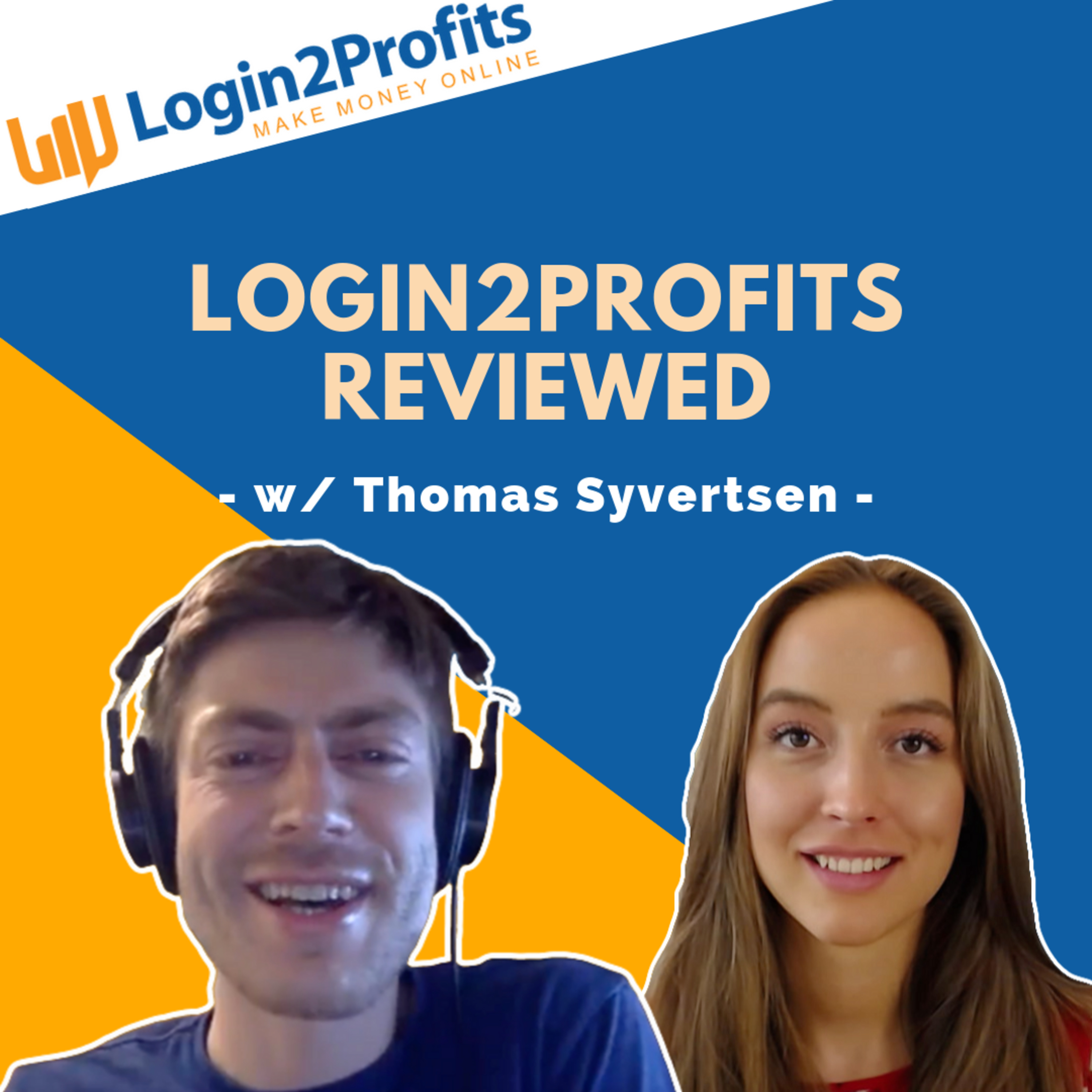 #16 - Thomas Syvertsen Behind the Scenes: Login2Profits Review & Private Insights