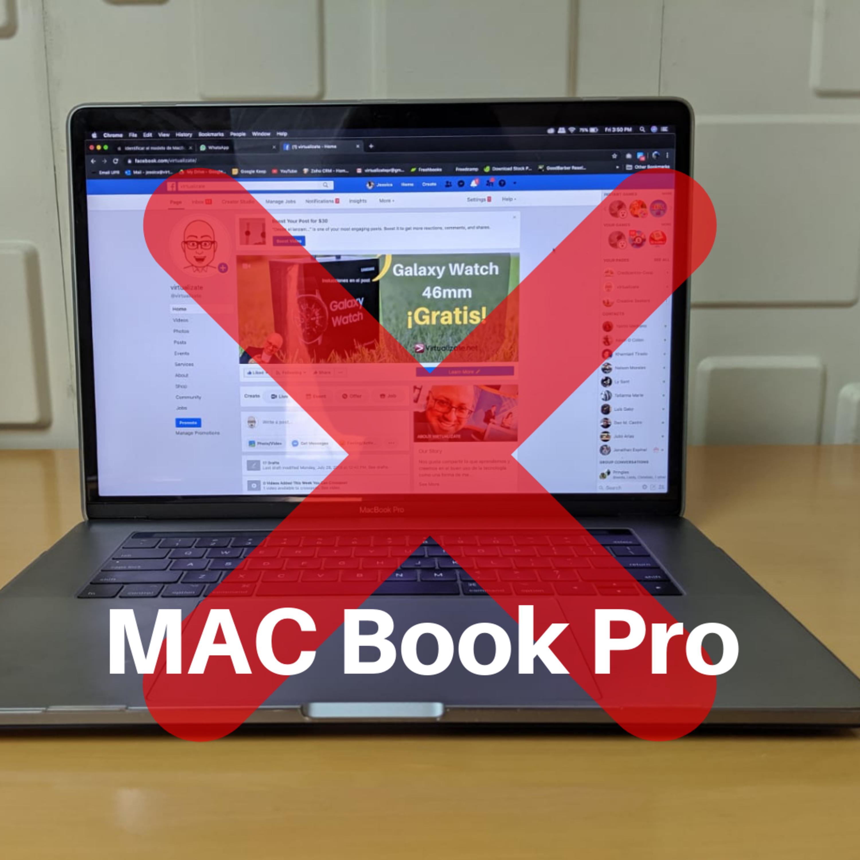 La FAA prohibe algunas Mac Book Pro en aviones