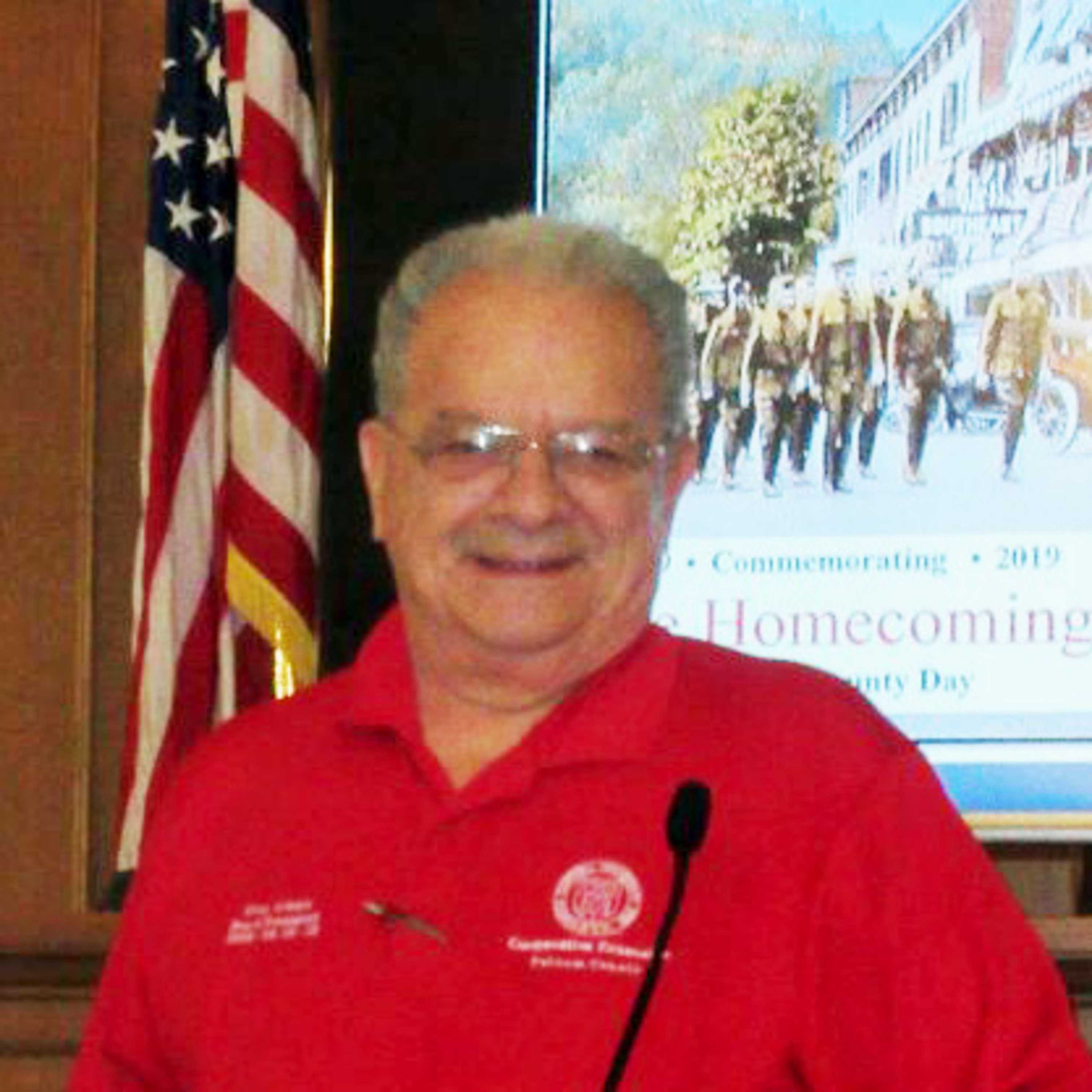 Many Hats of Rotarian Greg Amato (Aired on June 8 and 9, 2019)