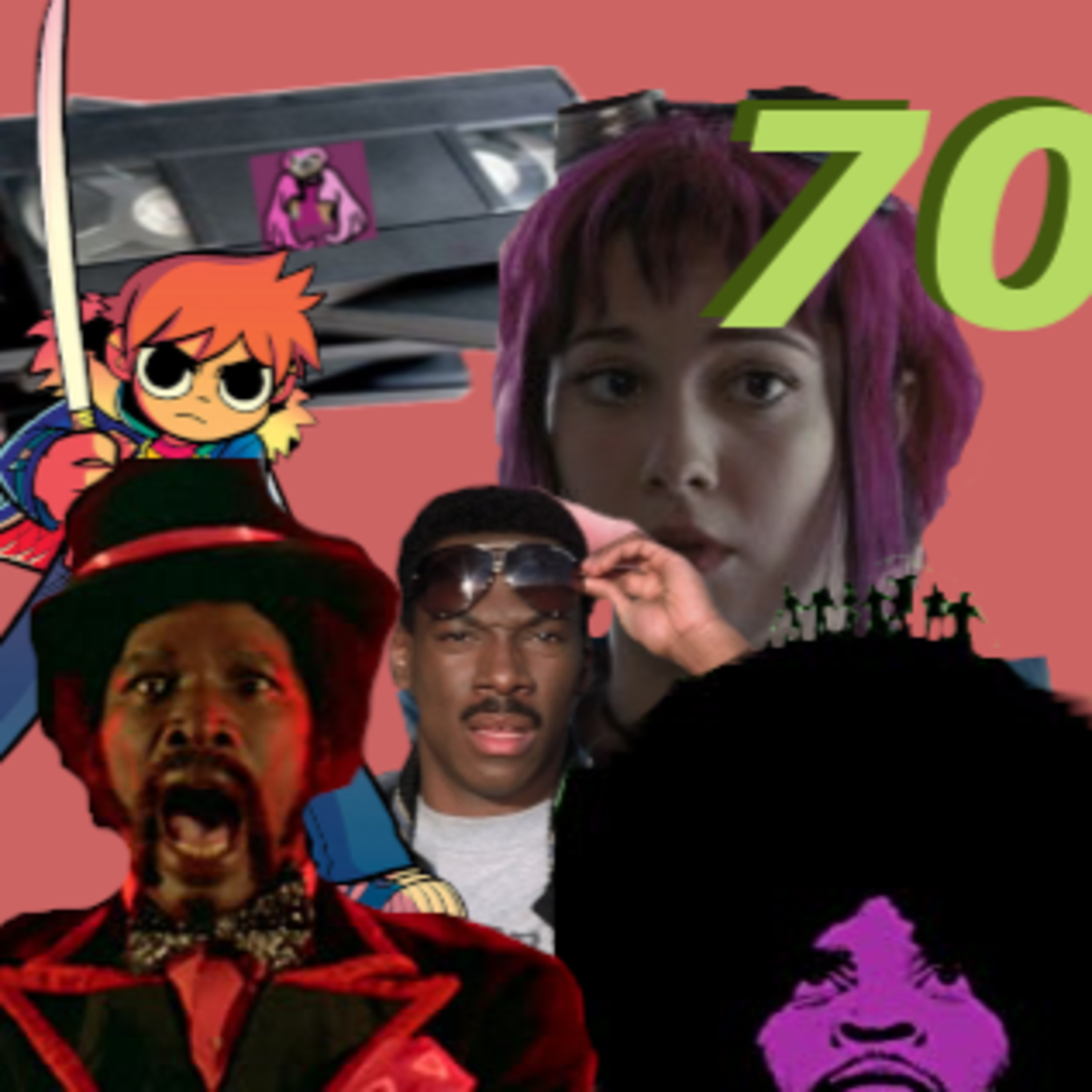 """Tapes And Scowls Episode 70 - """"Deals With The Devil or Max's Super Pills."""""""