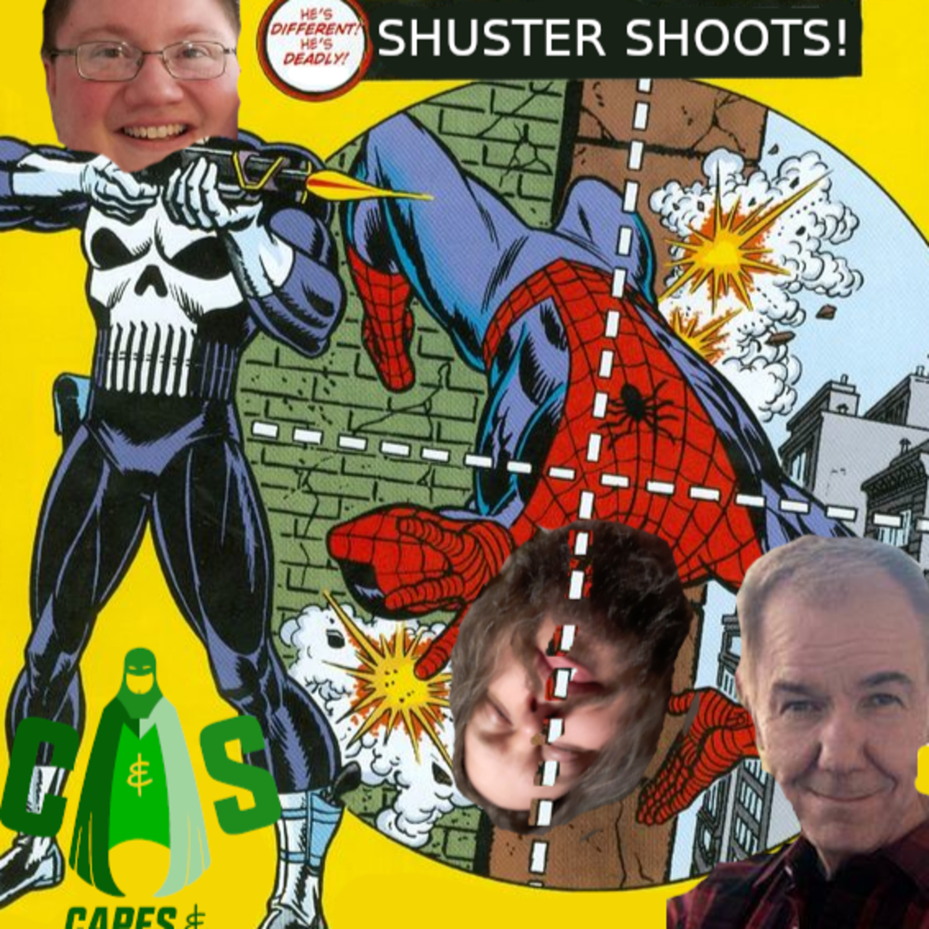 Shuster Shoots Episode 2 - Gerry Conway