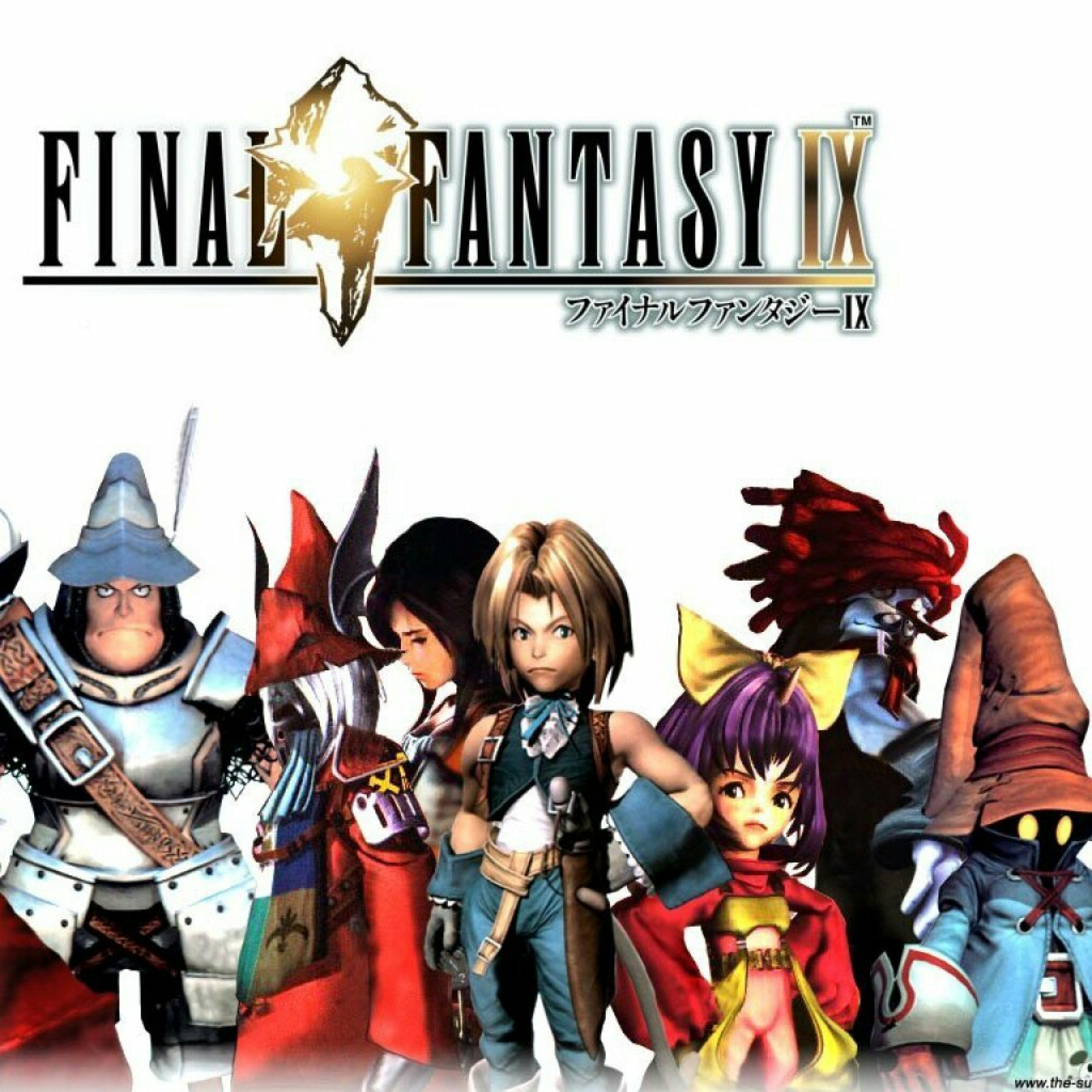 Final Fantasy IX and some other RPGs
