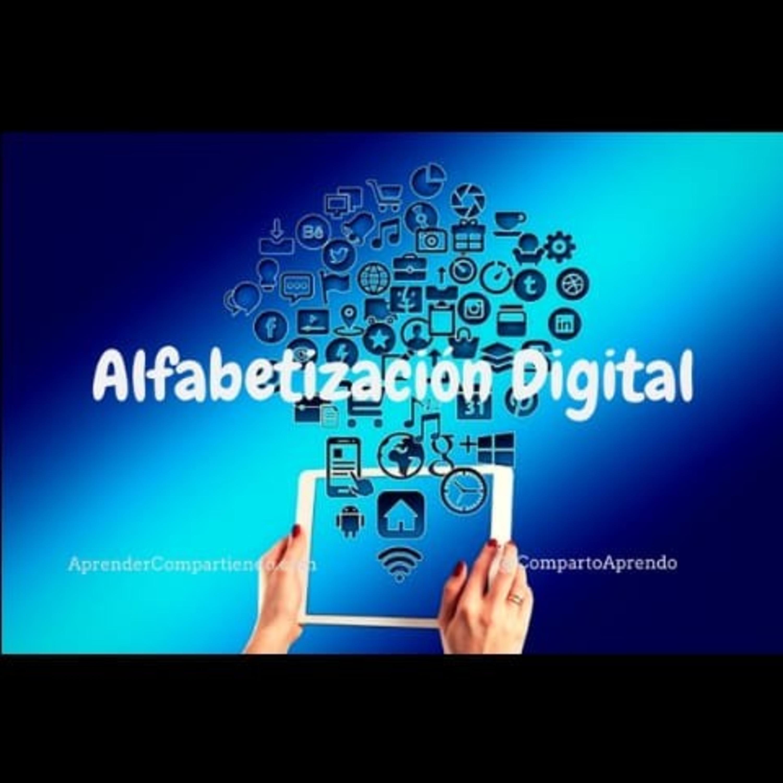 La alfabetización digital.