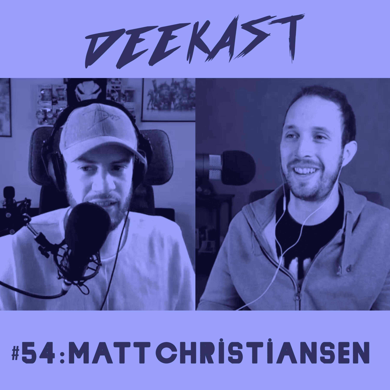 #54. Matt Christiansen