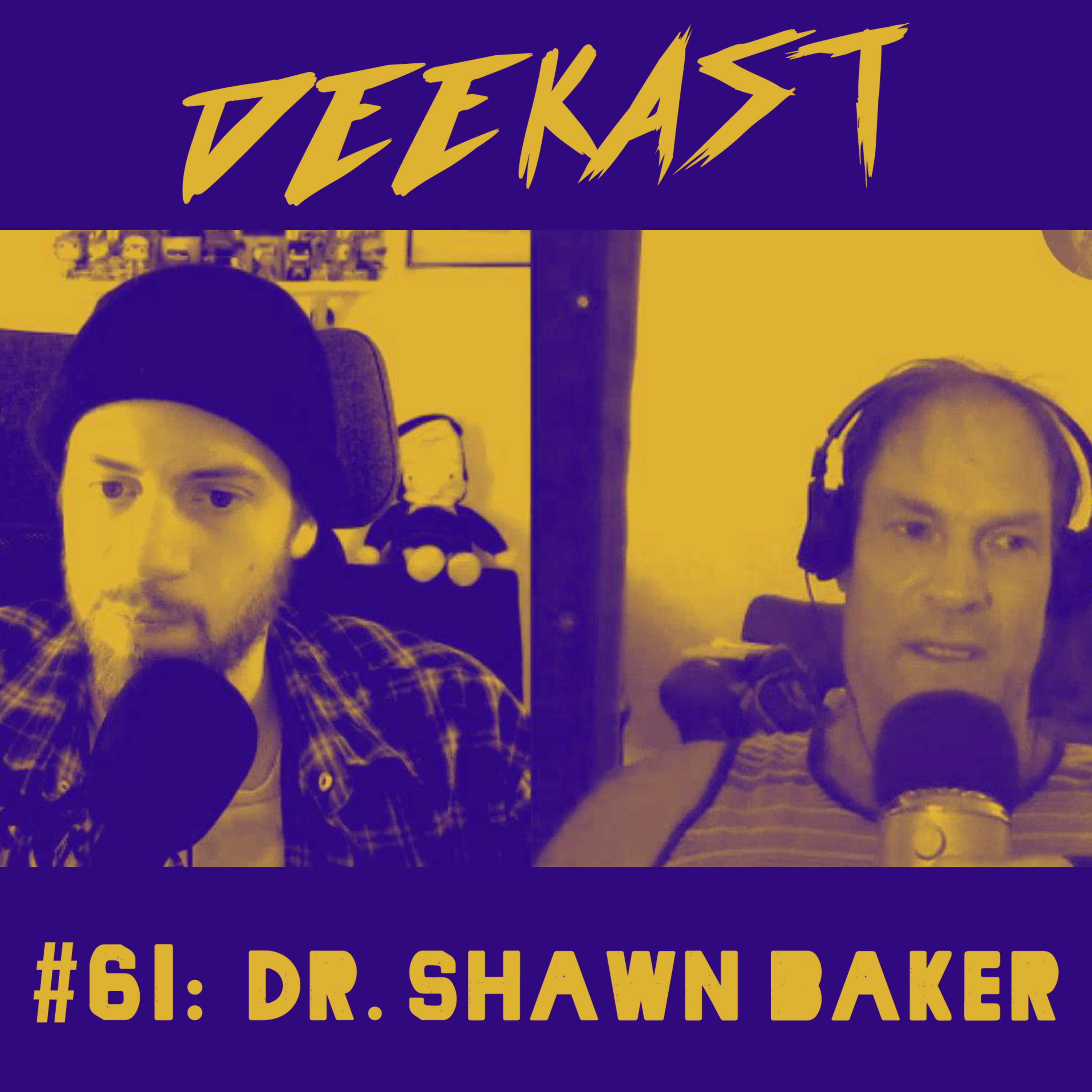 #61. Dr. Shawn Baker (Carnivore Diet)