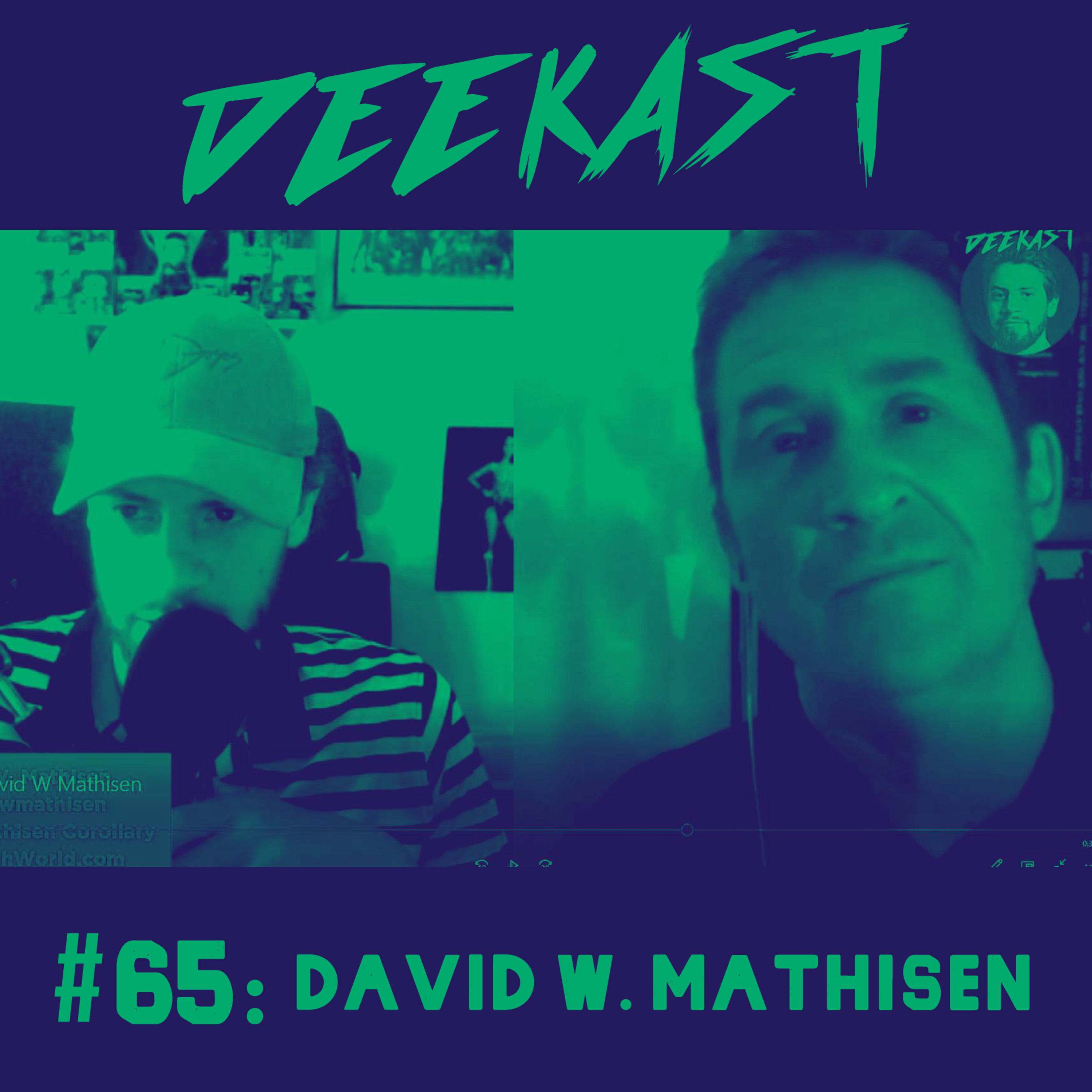 #65. Ancient Myths and the Stars with David W. Mathisen