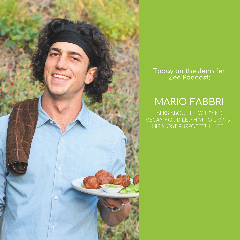 "The Relatable Vegan with Mario Fabbri the Creator of ""Trying Vegan with Mario"""