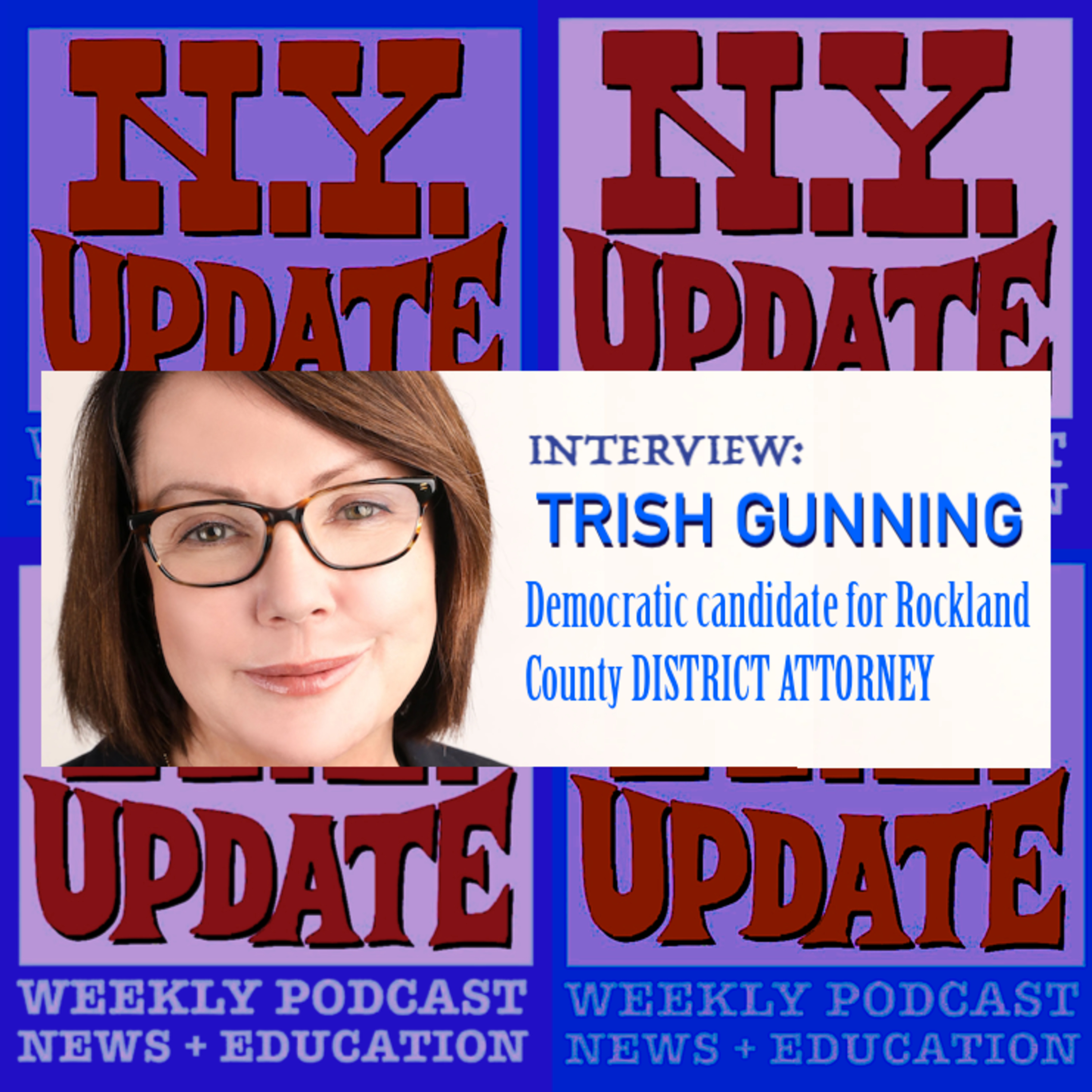 Patricia Gunning, candidate for Rockland County District Attorney