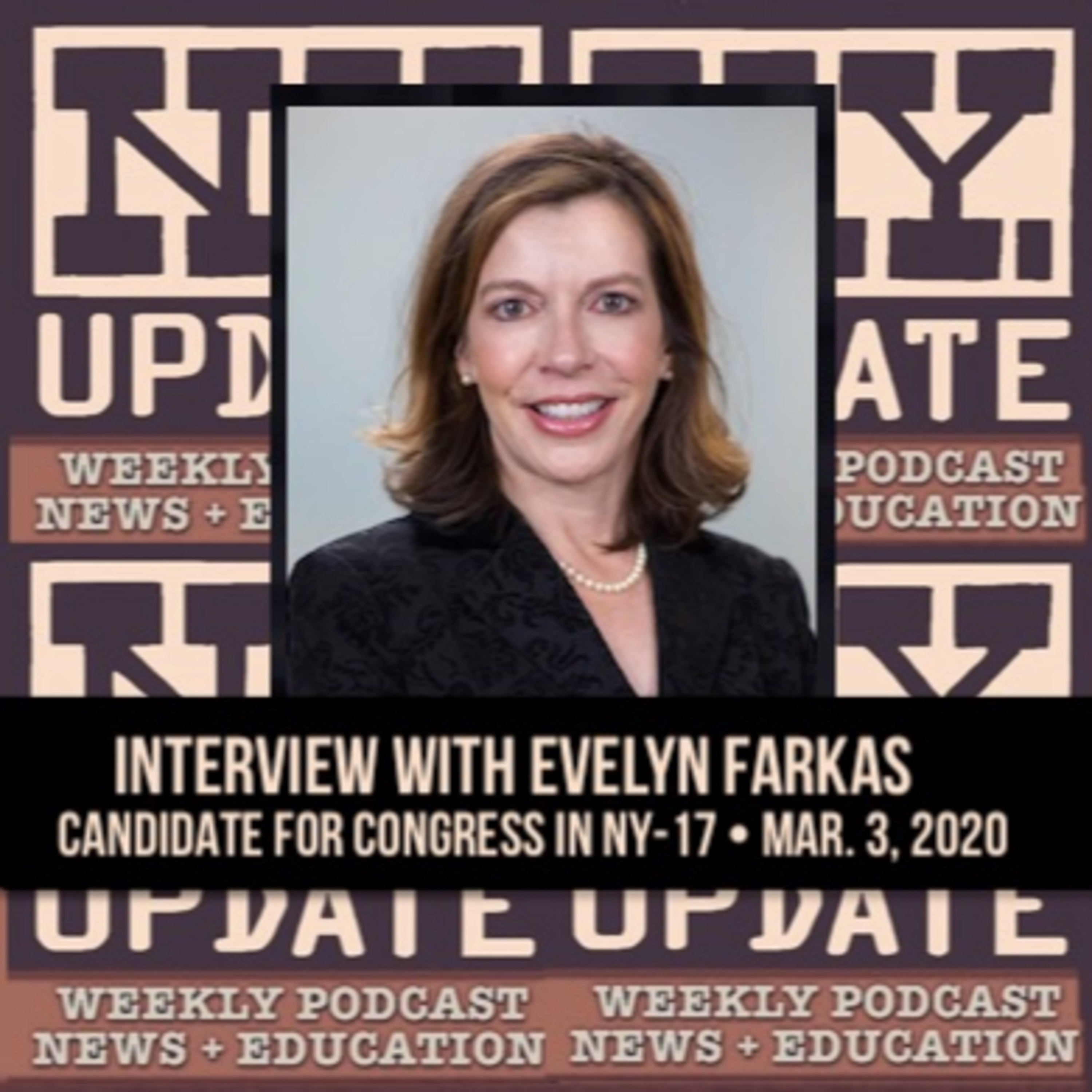 Interview: Evelyn Farkas for Congress in NY CD-17