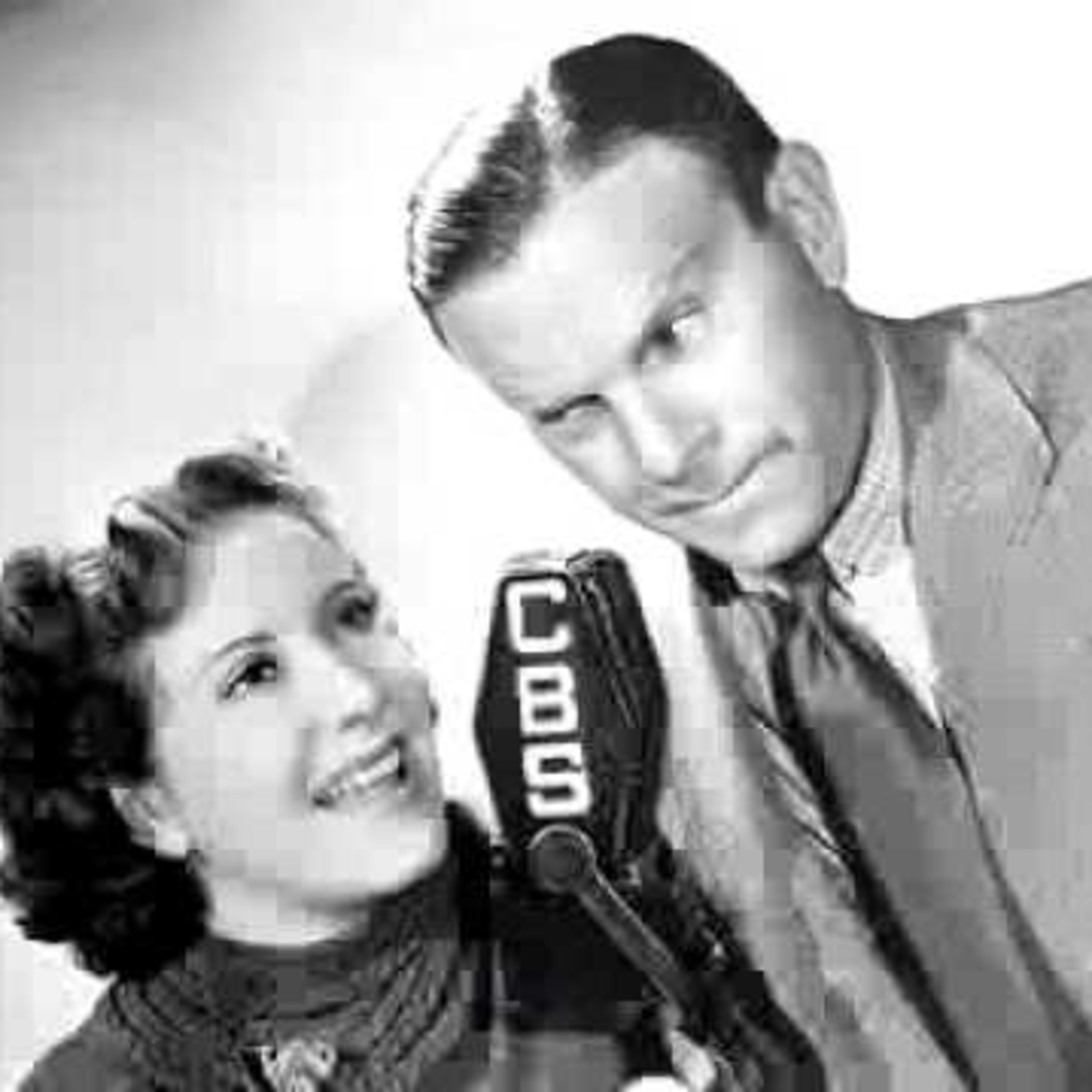 Say Goodnight Gracie - George Burns and Gracie Allen Podcast - Guests on Jack Benny Show - Visit by Frank Sinatra