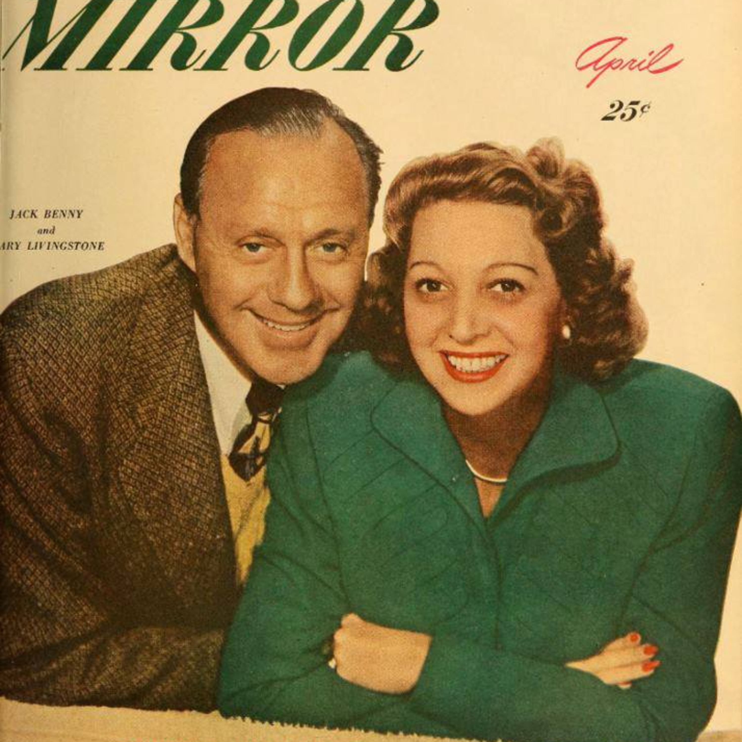 Jack Benny Easter Show Podcast - Easter at the Circus - Ah Wilderness