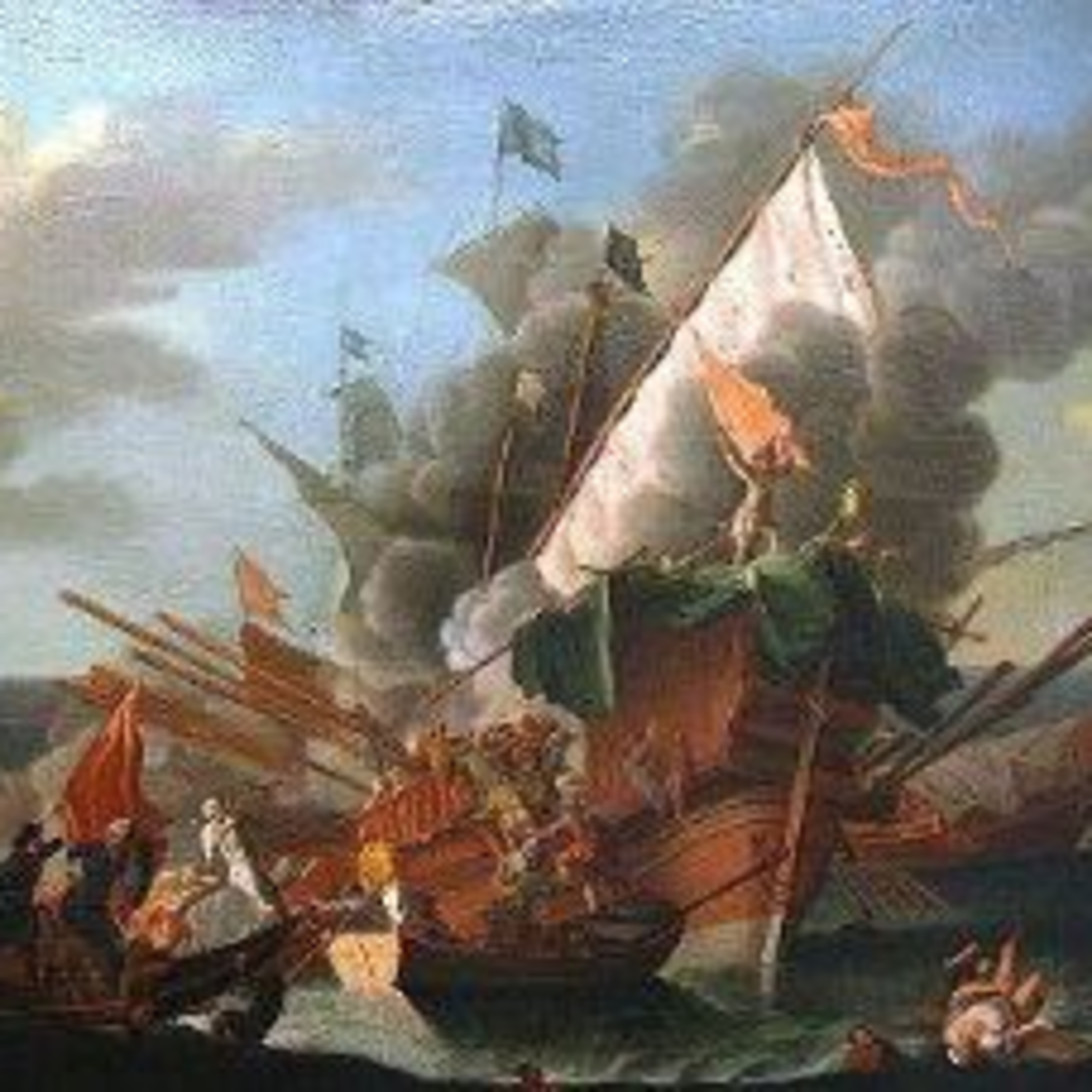 Lepanto - Poem by G.K. Chesterton - Celebrating Victory of the Holy League in the Battle of Lepanto in 1571