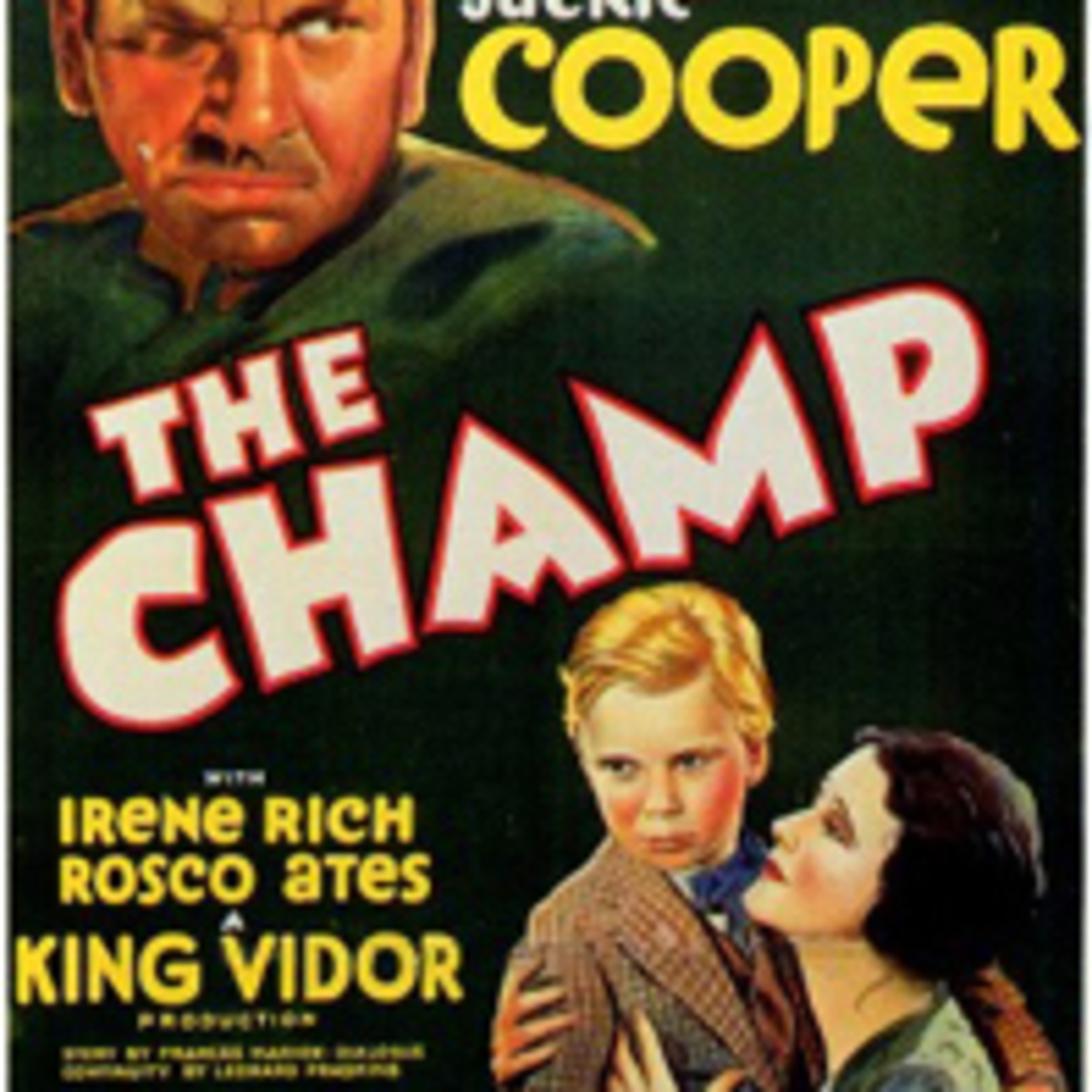 The Champ - All-Star Radio Dramas of Classic Films - Starring Noah Berry - Lux Radio Theater