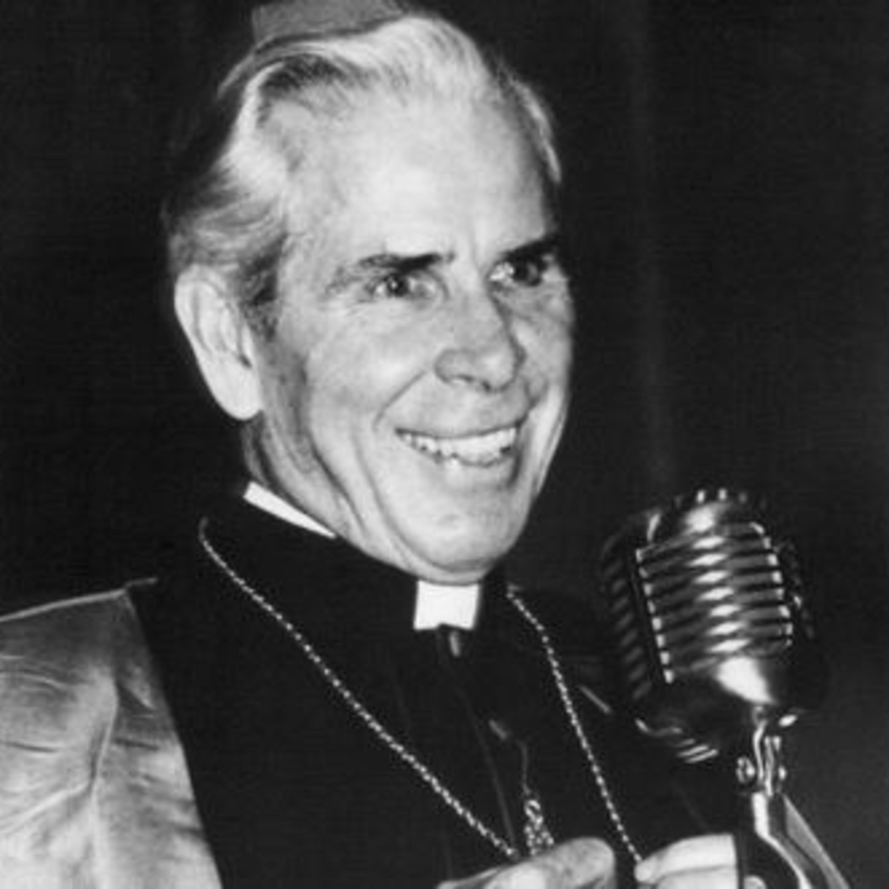 Crisis in Christendom Podcast - Fulton Sheen - The Catholic Hour - Thing We Are Fighting Against - Softpedeling Communism - Barnacles on the Ship of Democracy - Programs 2-4