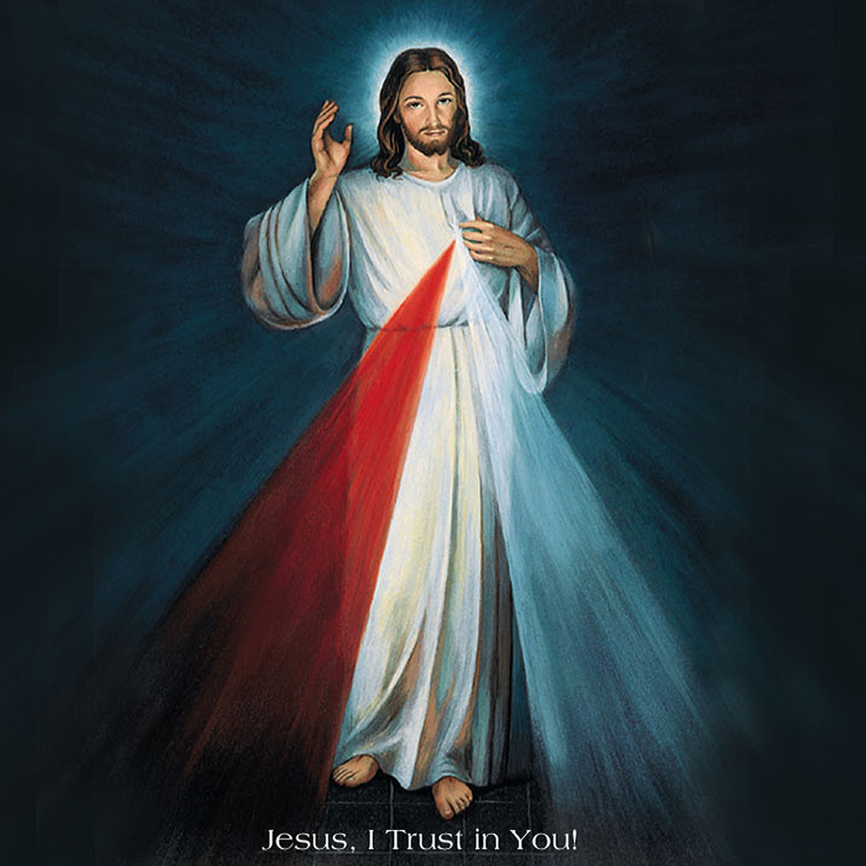The Divine Mercy Chaplet - Divine Harmony: Anthems for 4 Voices - Aquinas Divine Revelations