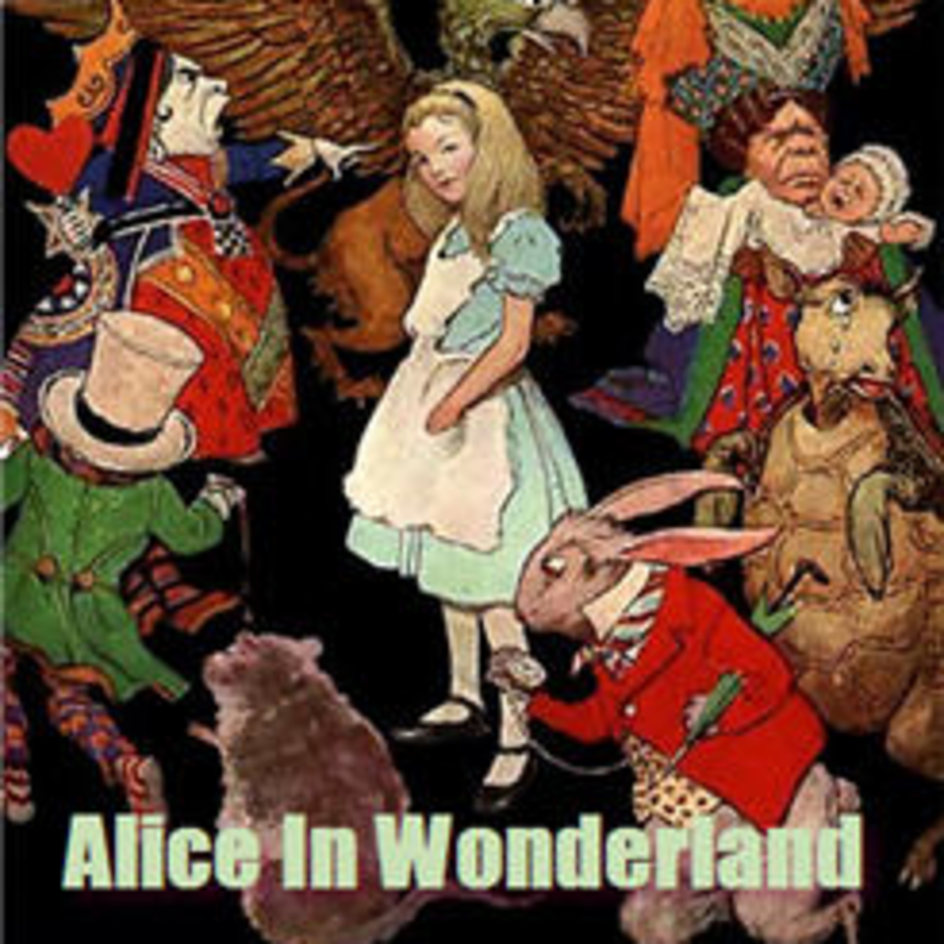 Alice in Wonderland - NBC Star Playhouse