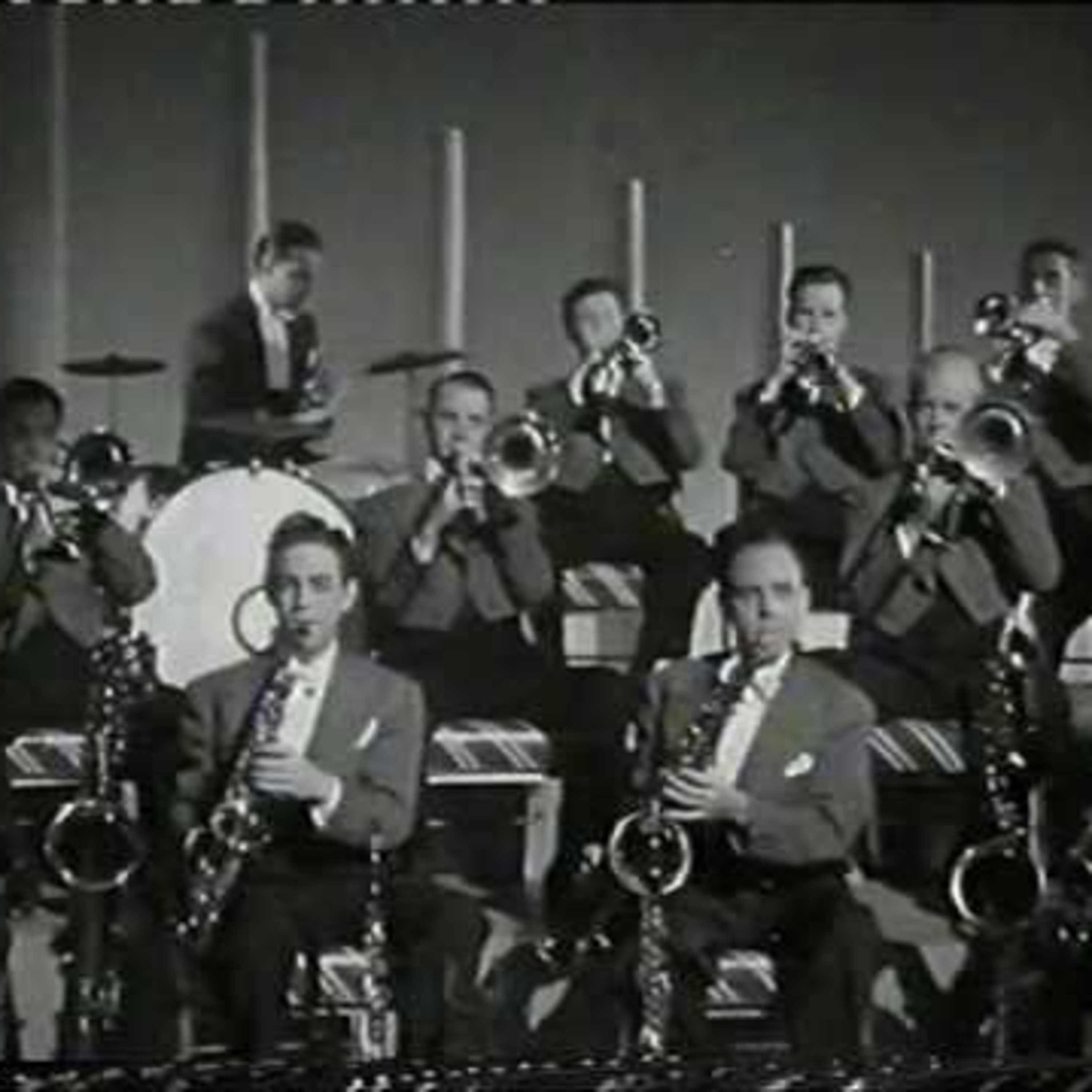 Juke Box Saturday Night - Ozzie Nelson - Live Big Band Radio Remote Broadcast