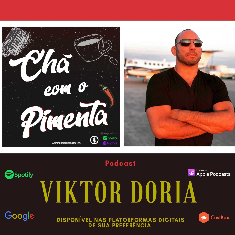 Papo de Jiu jitsu com Viktor Doria #7