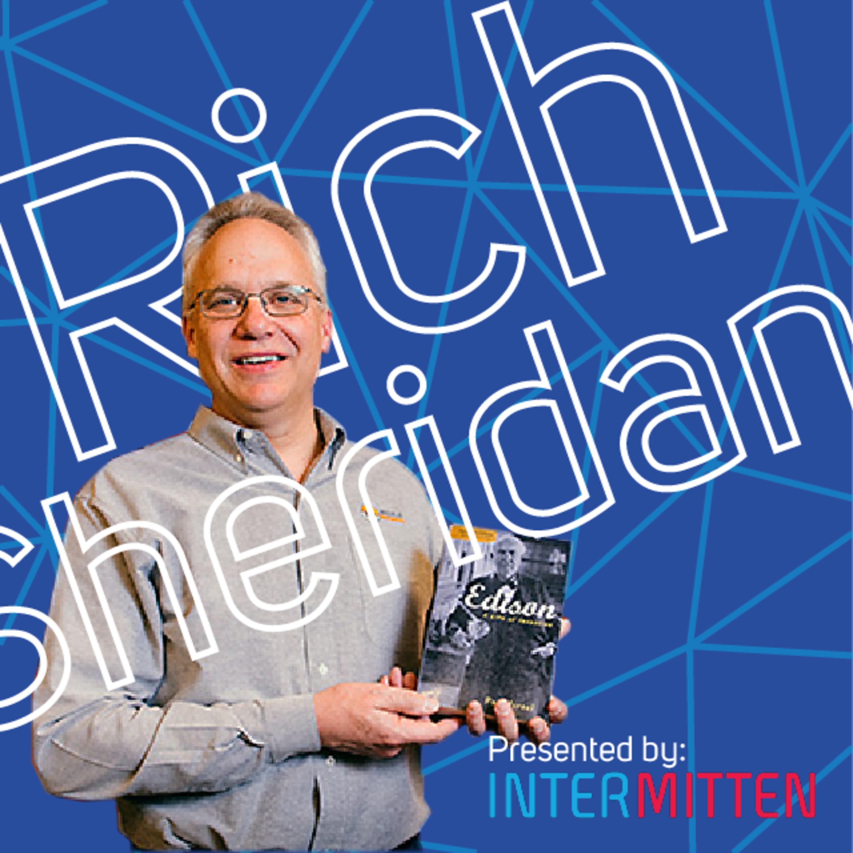 Richard Sheridan, Chief Joy Officer of Menlo Innovations