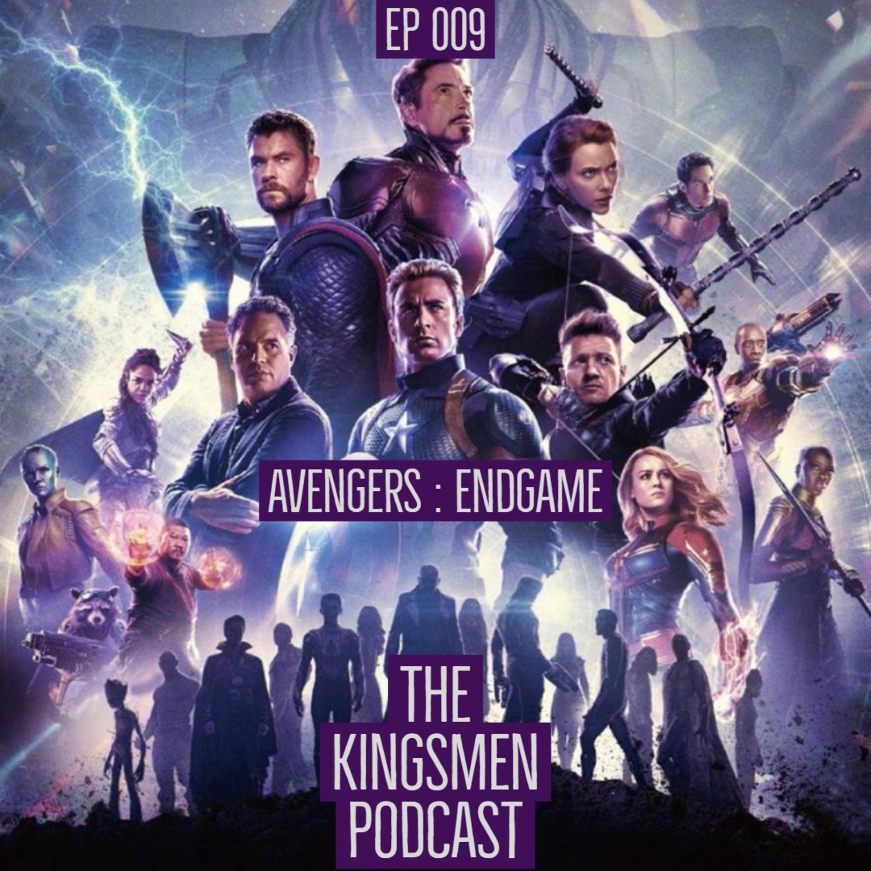 S1E09 Avengers Endgame (Part 1)