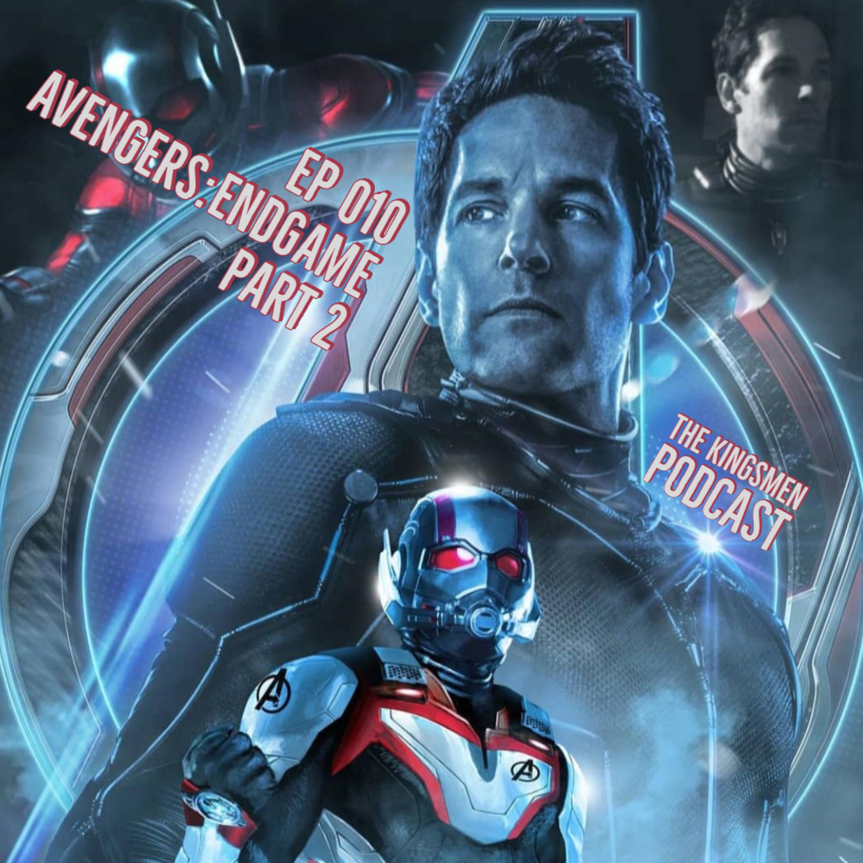 S1E10 Avengers Endgame (Part 2)