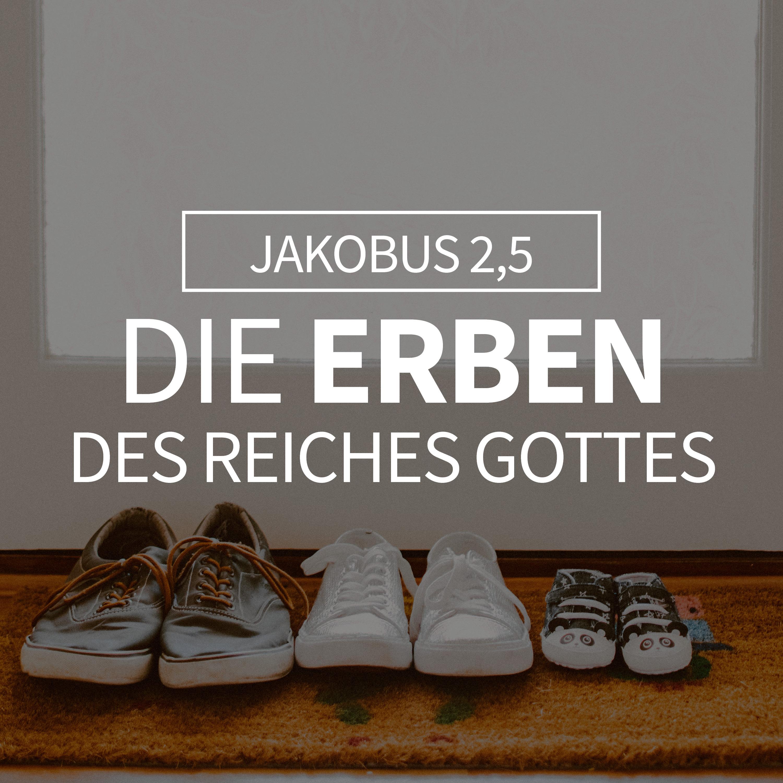 JOBST BITTNER - Die Erben des Reiches Gottes [Jakobus 2,5]