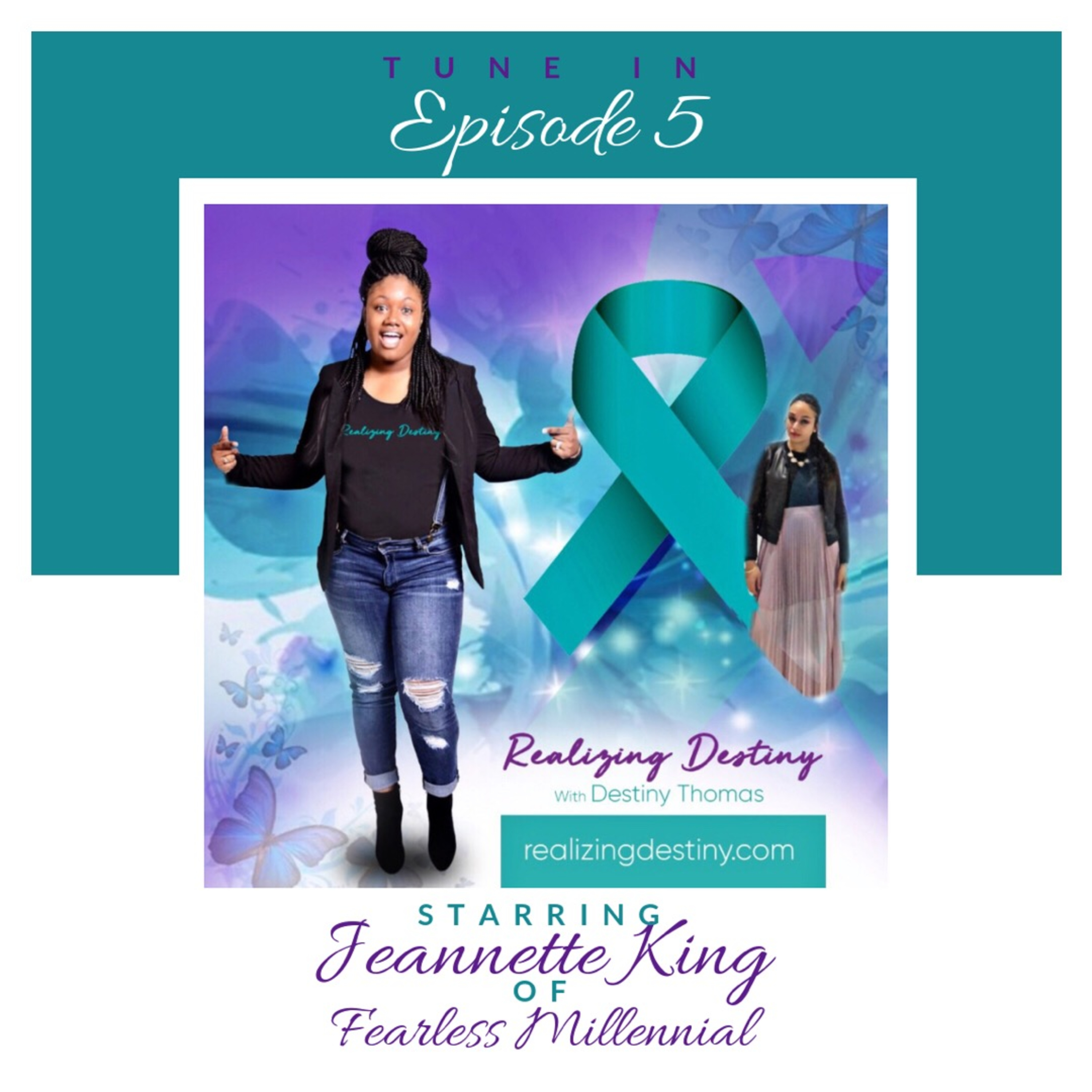 God you told me to jump, now what? Entrepreneurship w/ God Special Guest Jeannette King