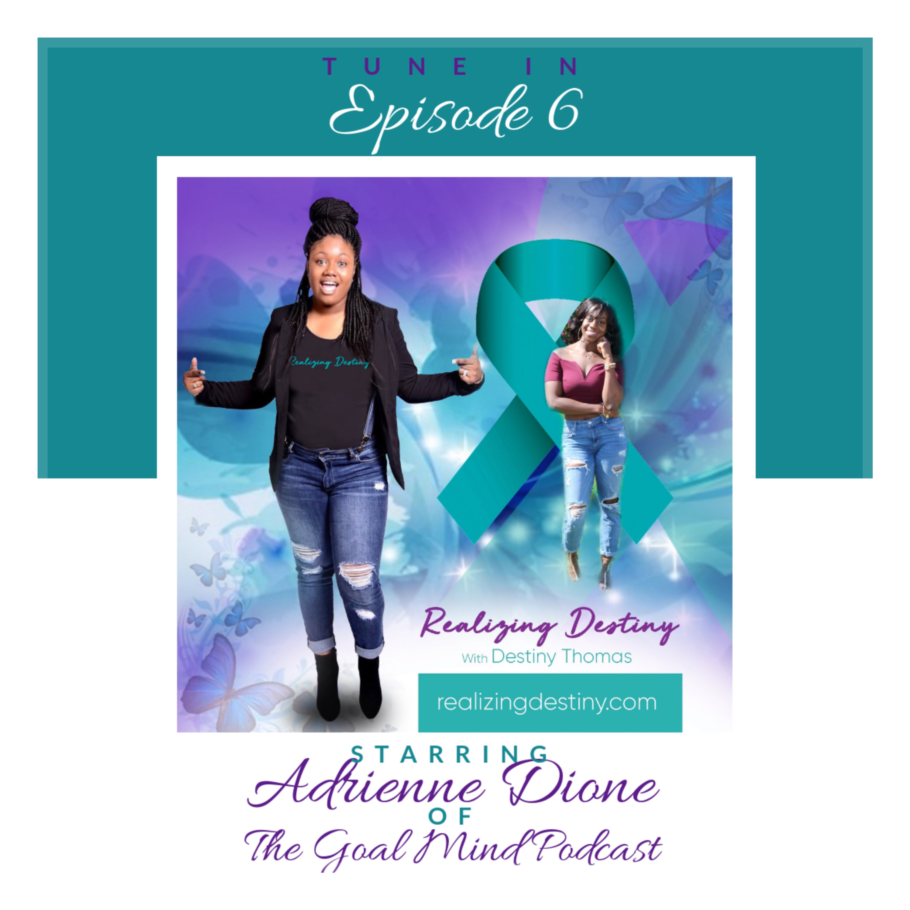 God you told me to jump, now what? Entrepreneurship w/ God Special Guest Adrienne Dione