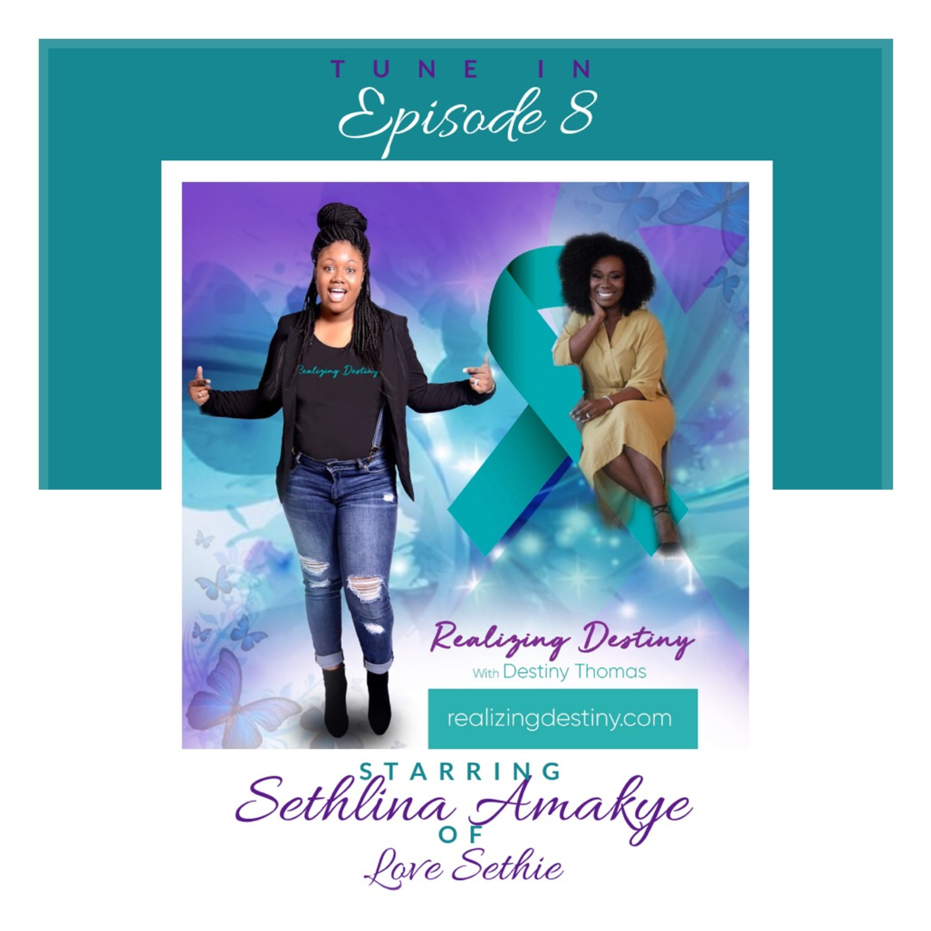 God you told me to jump, now what? Entrepreneurship w/ God Special Guest Sethlina Amakye