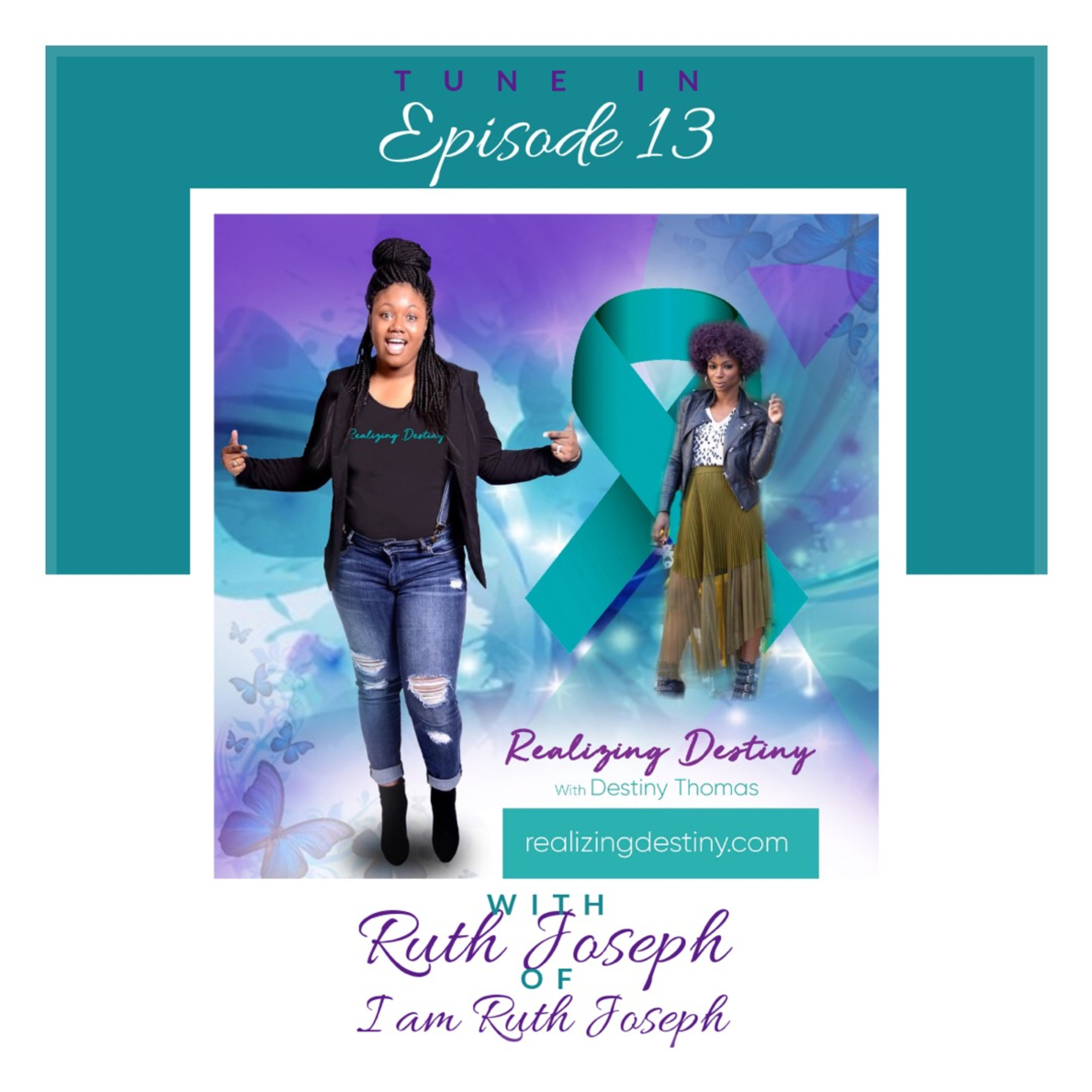 Train up a child in the way they should go. Mompreneurship w/ God (Special Guest Ruth Joseph of I am Ruth Joseph)