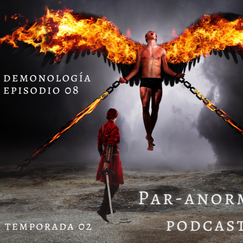 Episodio 08 Demonología