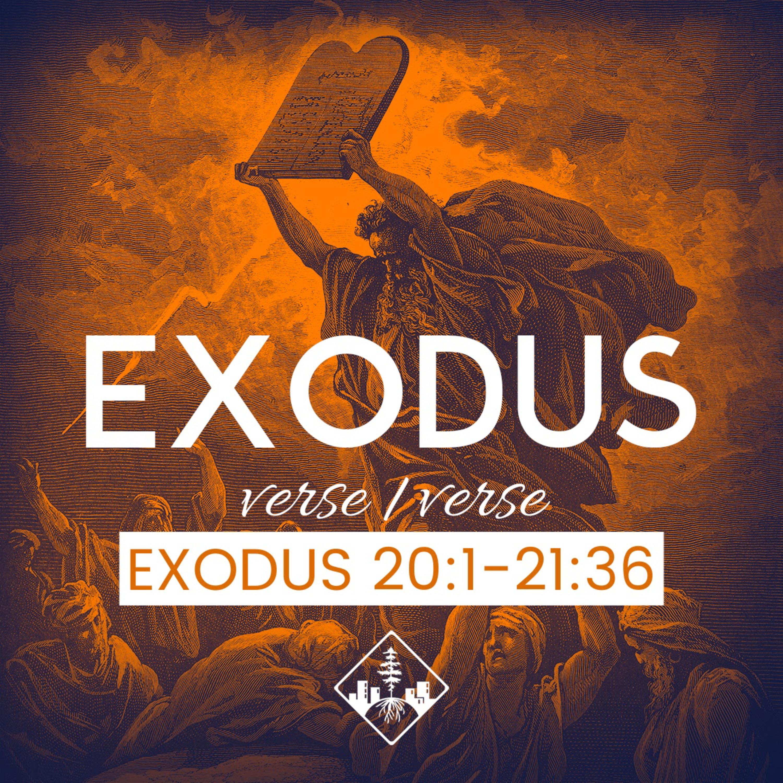 Exodus 20:1-21:36
