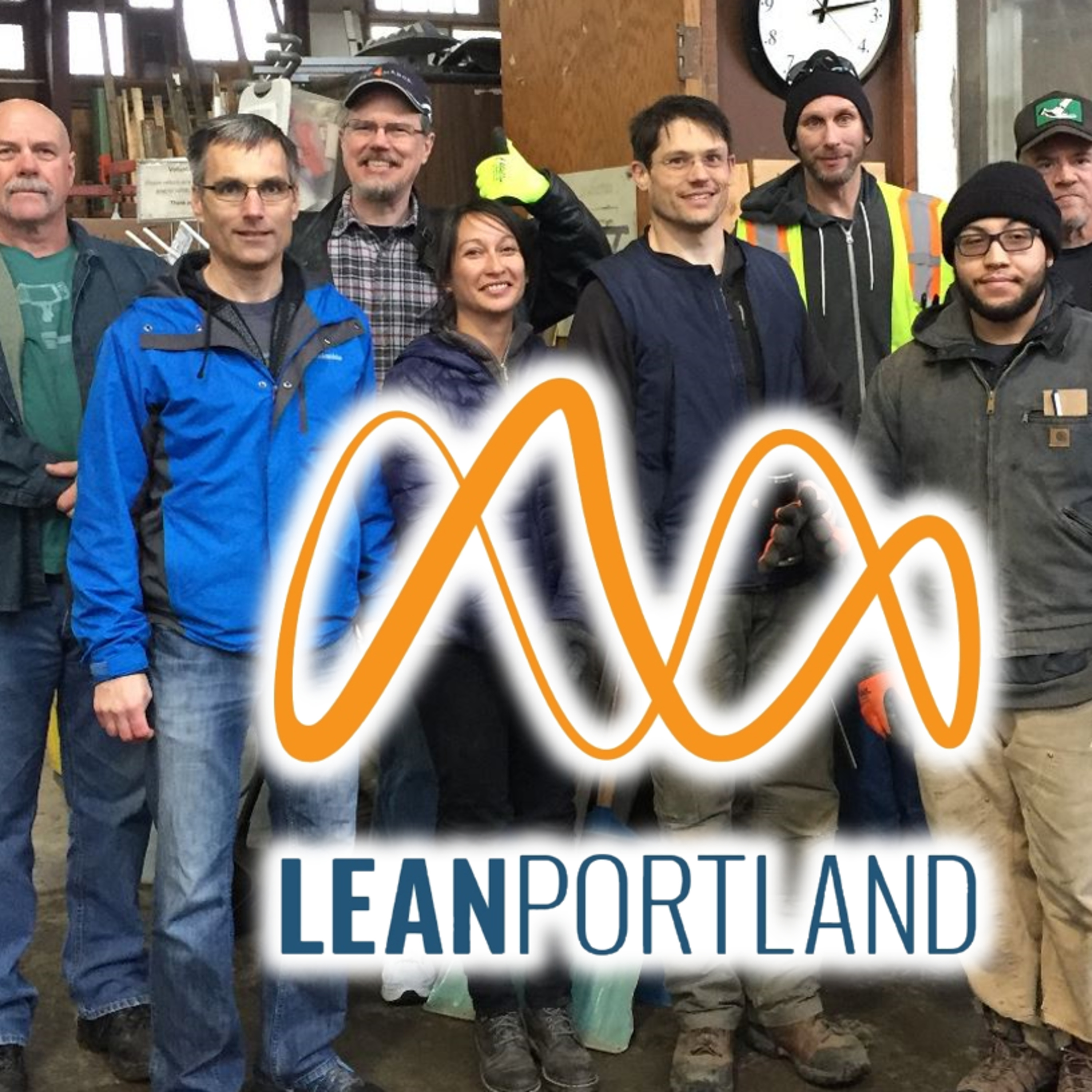 Ep 7: Lean Principles for the Building Reuse Industry (BMRA)