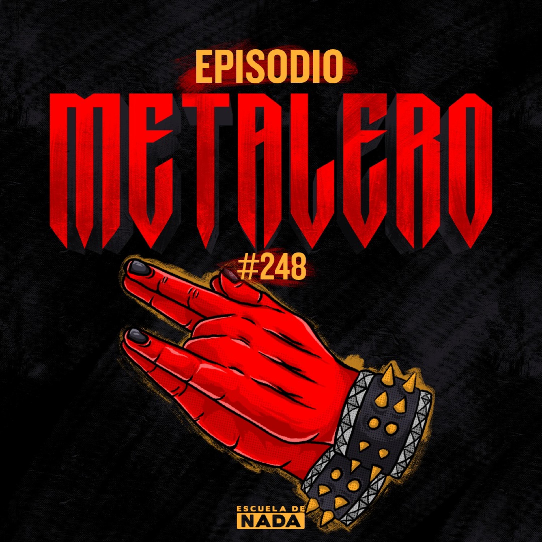 EP #248 - Los estereotipos del Heavy Metal y el odio a Wandavision