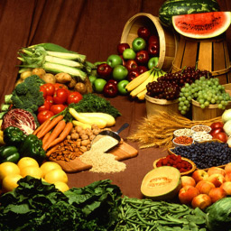 Episode 30 - Best diet for endurance athletes