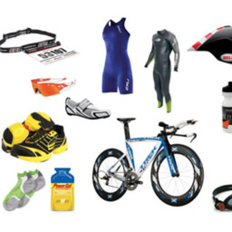 Episode 40 - Key Triathlon Equipment