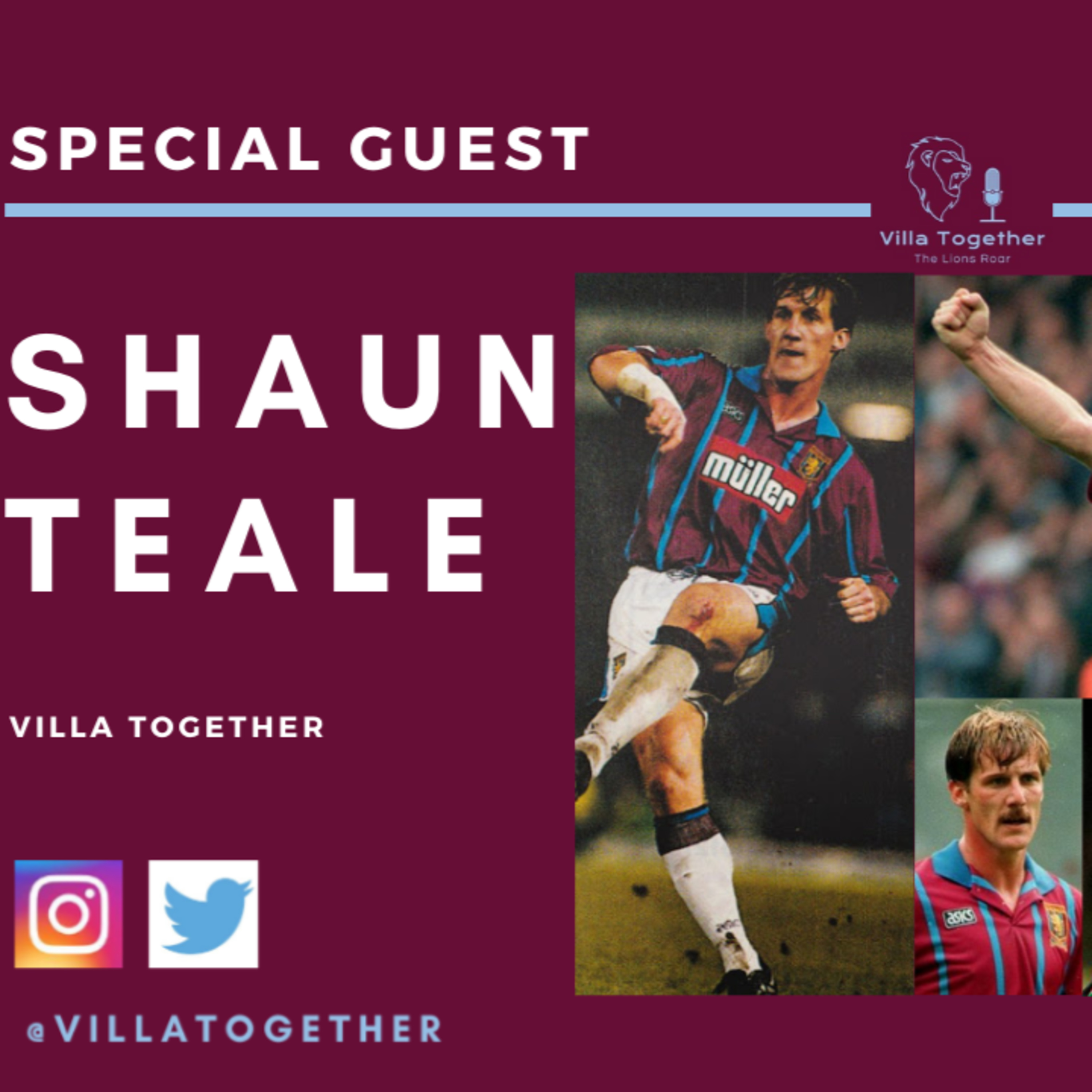 Villa Together Podcast - Shaun Teale