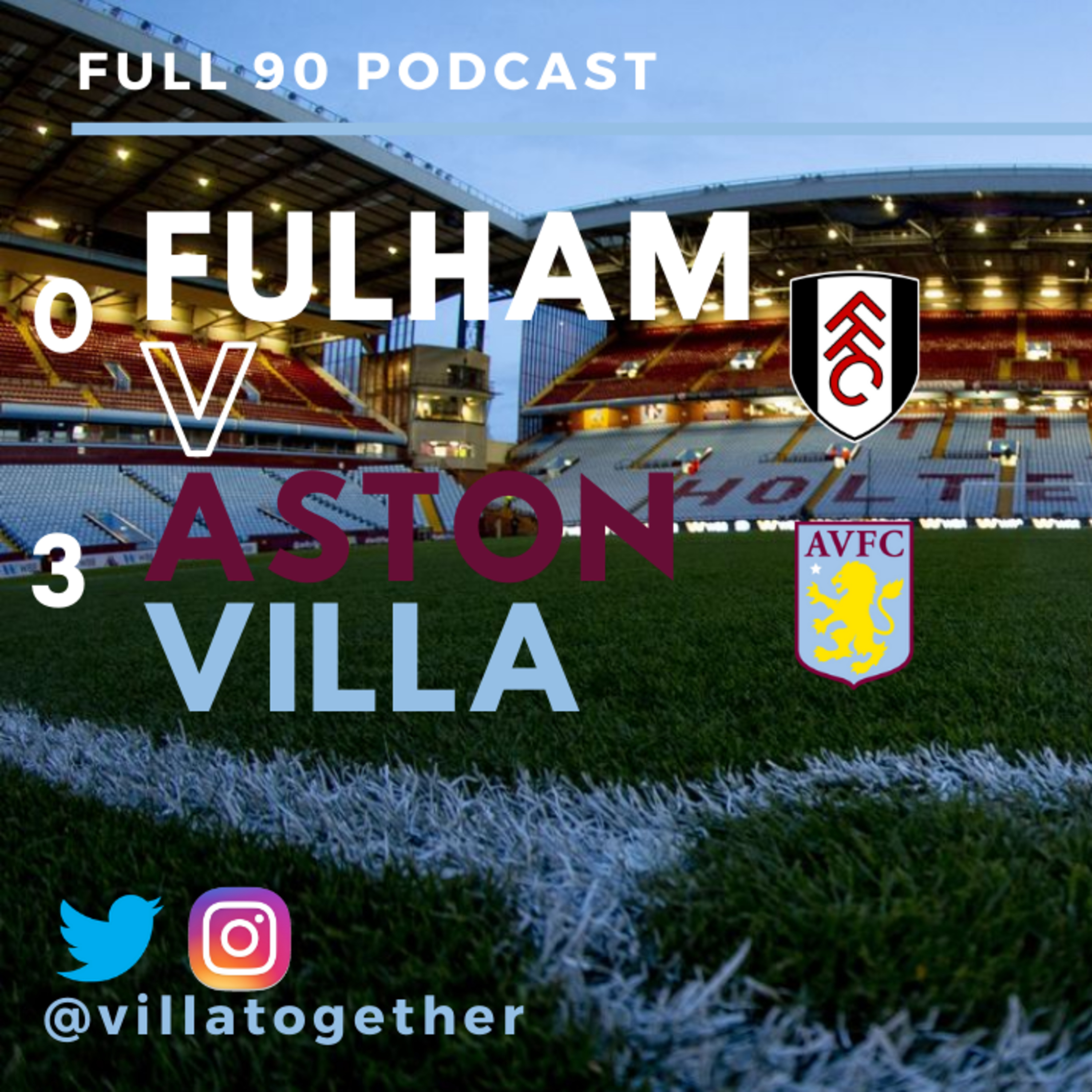 Villa Together - The Full 90 Podcast