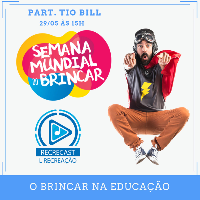 #LIVE - SMB - O Brincar de Educação