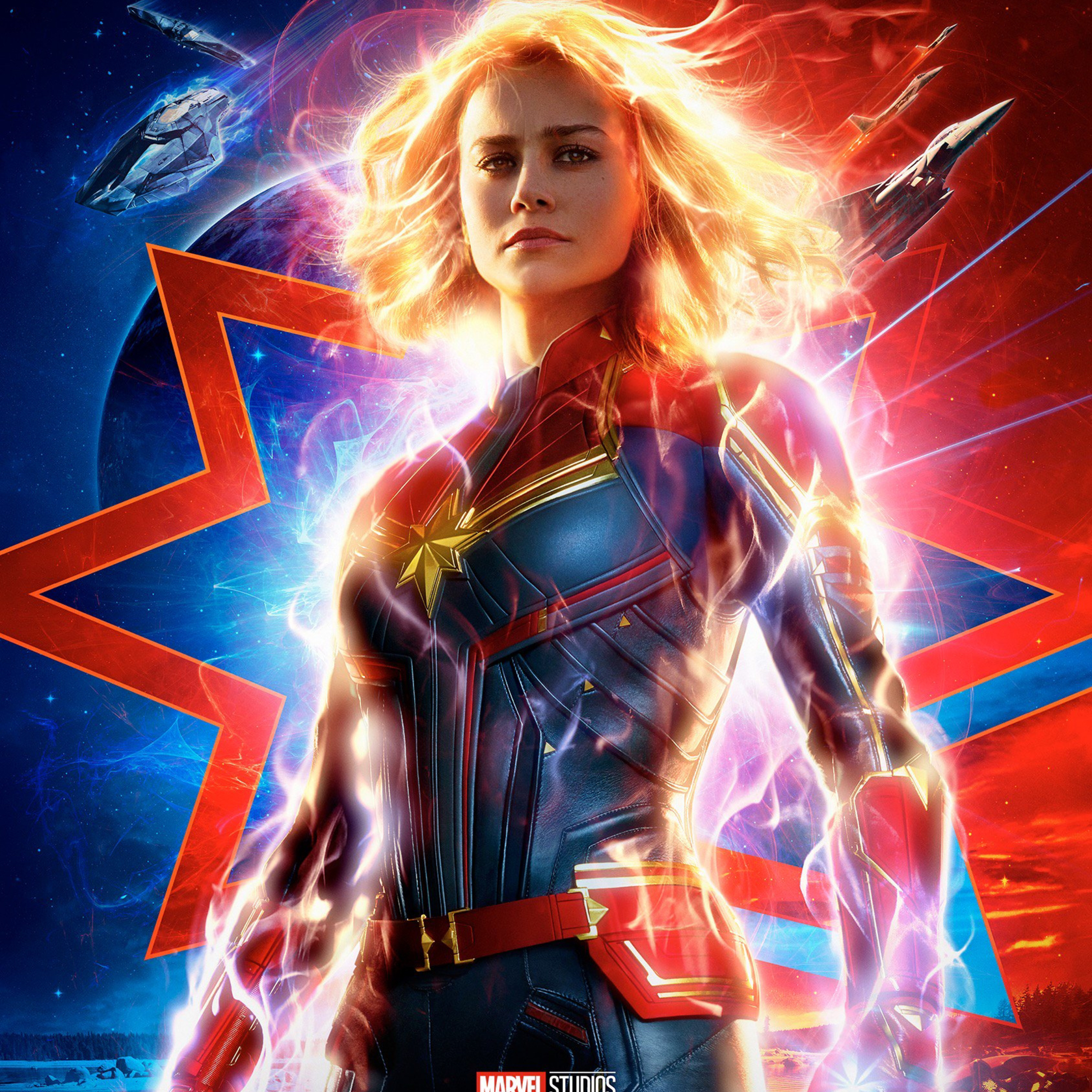 Captain Marvel review and more!