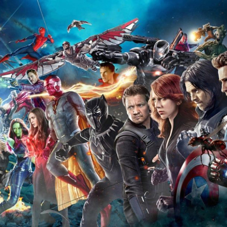 Marvel cinematic universe talk!!