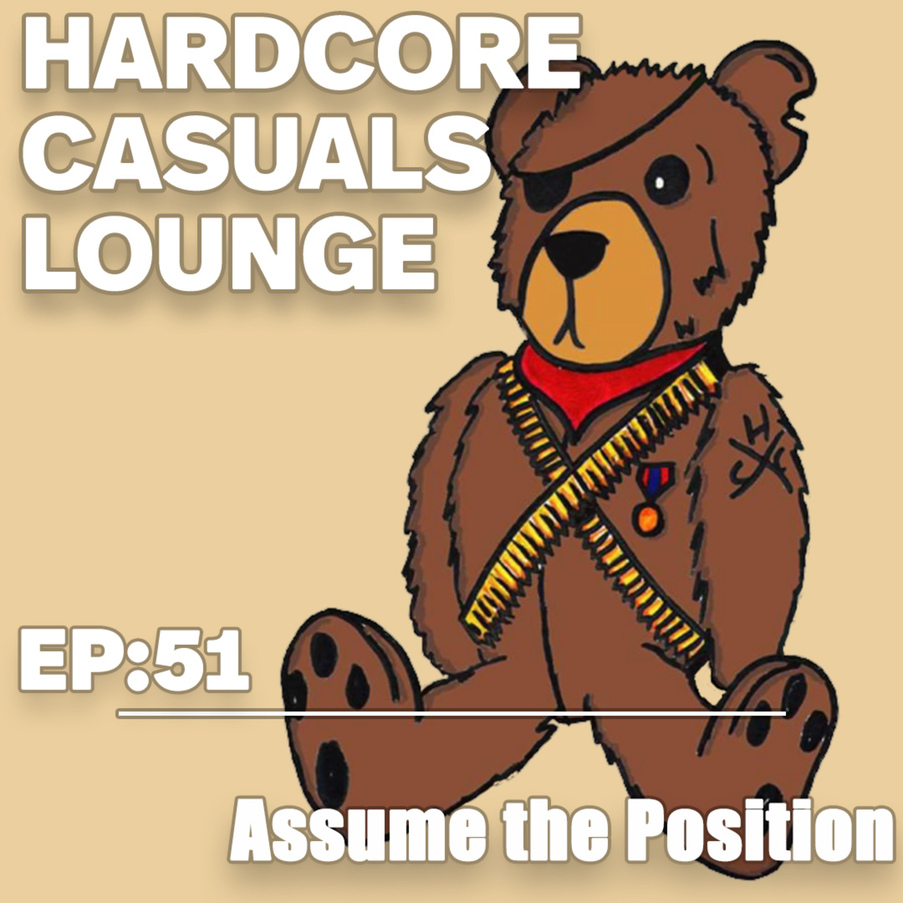 HCC Lounge EP51: Assume the Position