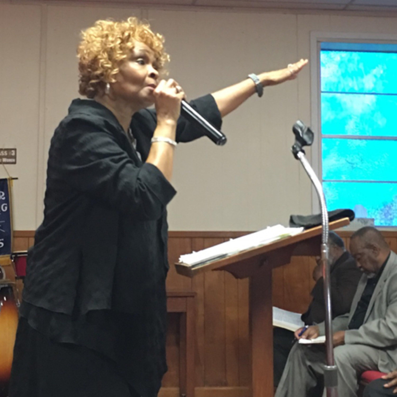 KS Presents: Evangelist Donna Robinson-Rescued from Sin