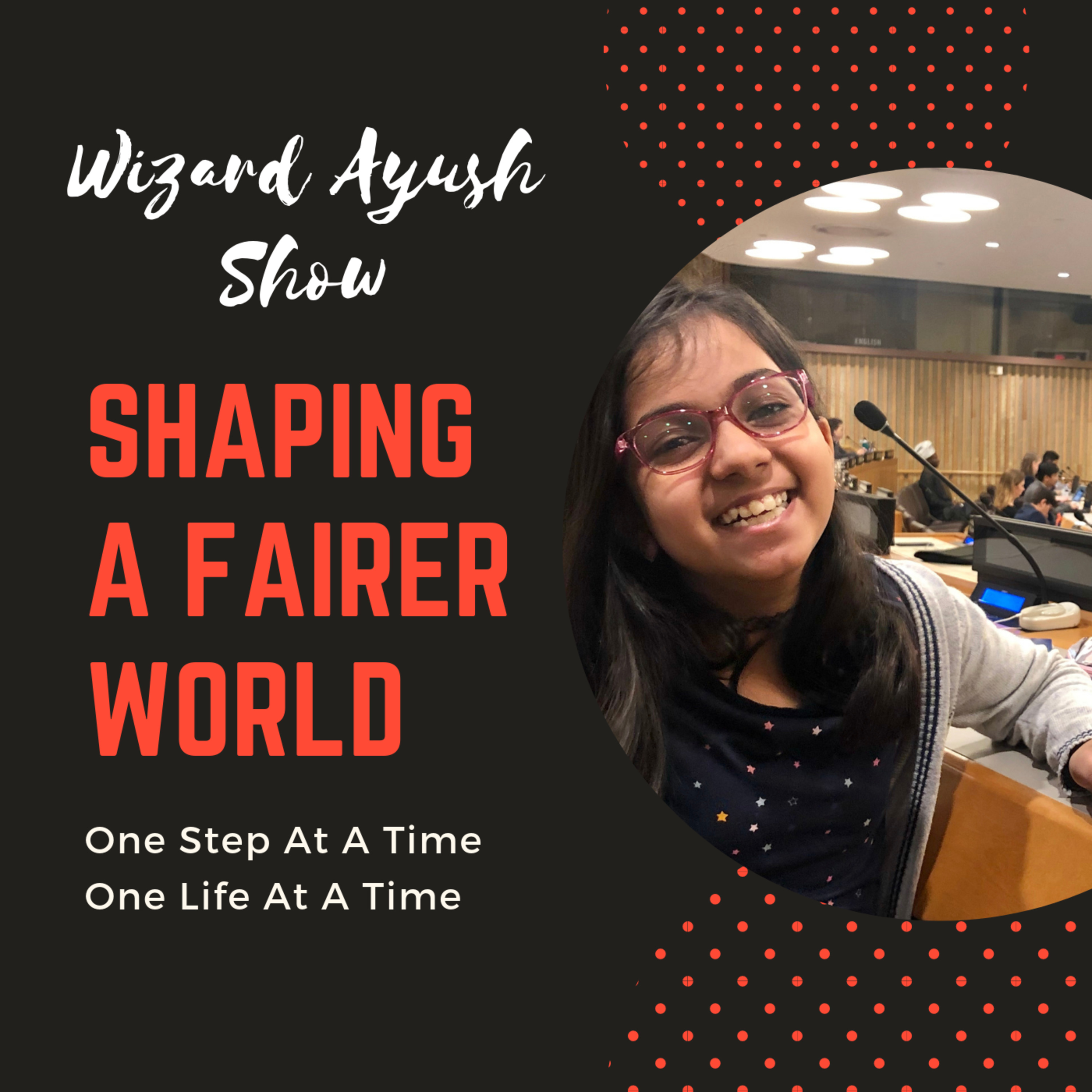 EP 01 - Ananya Chopra - 11 Year old Student supporting Sports and SDGs